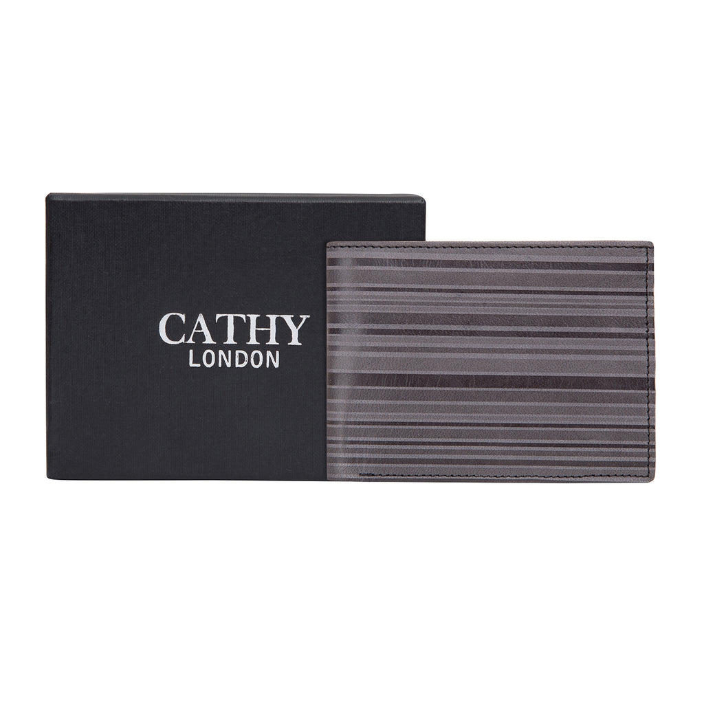 Cathy London Limited Edition RFID Men's Wallet 8 cc