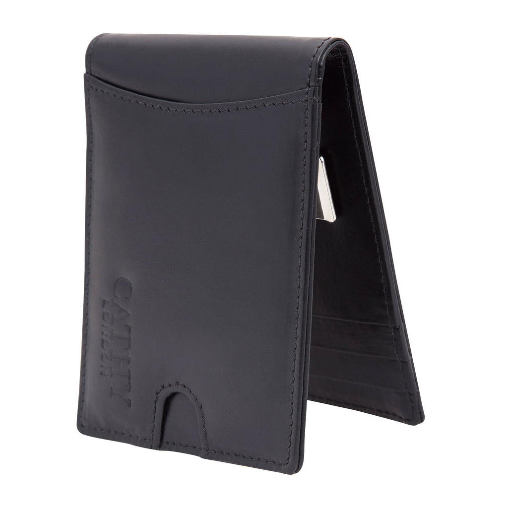 Limited Edition Men's Money Clip Card Holder 7 cc