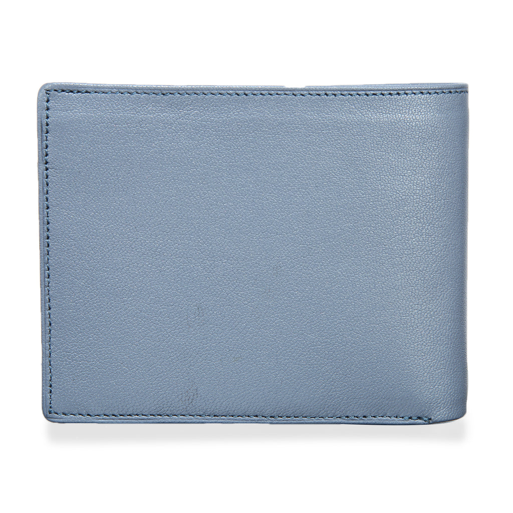 Limited Edition RFID Men's Wallet 6 cc with coin pocket