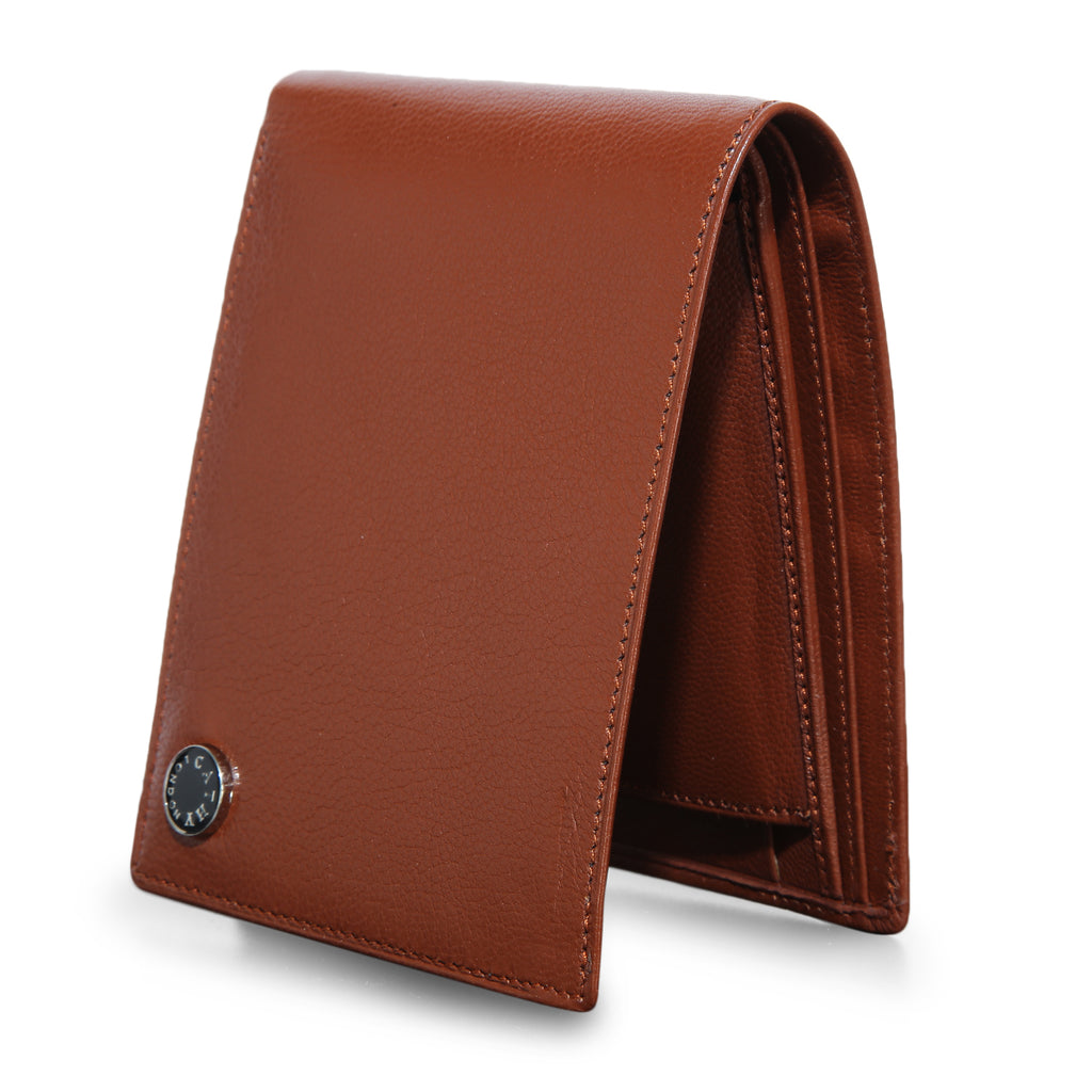 Cathy London Limited Edition RFID Men's Wallet 6 cc with coin pocket