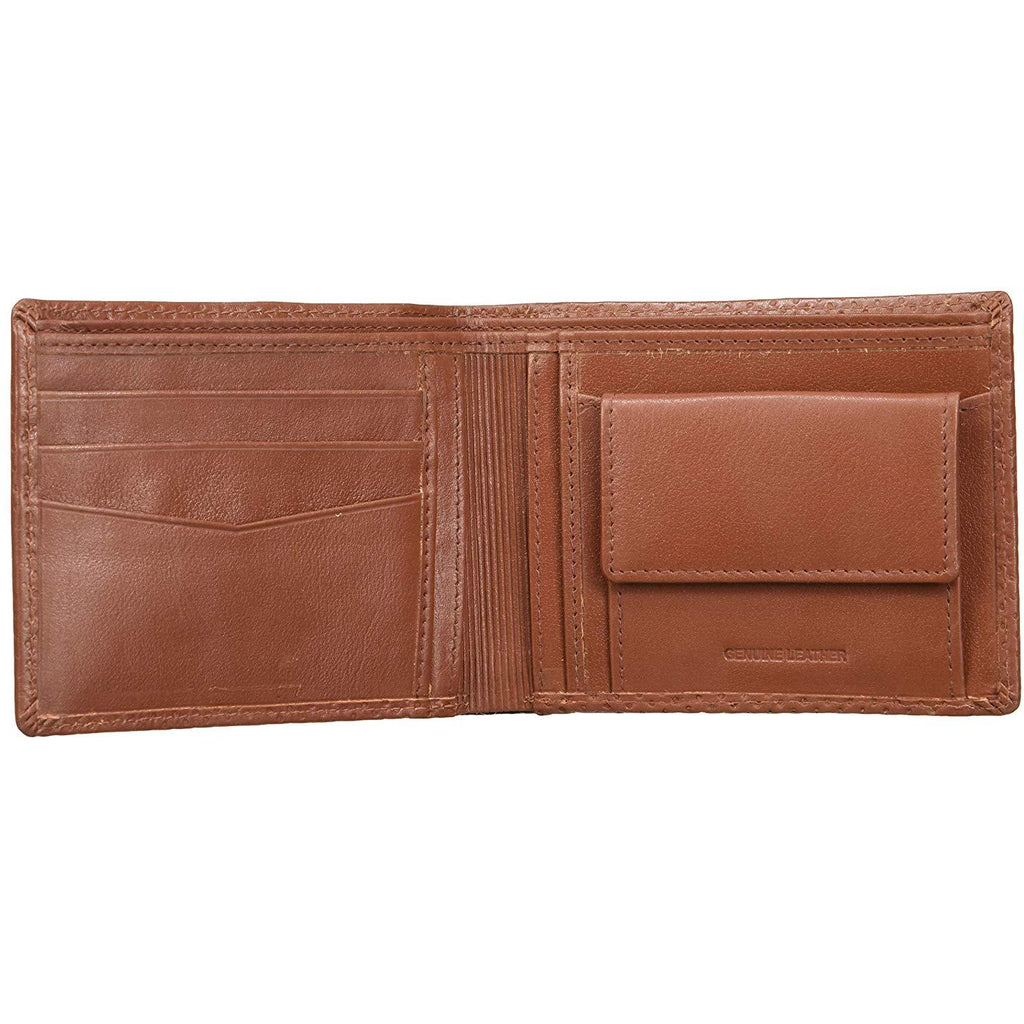 Cathy London RFID Men's Wallet 3cc with coin case