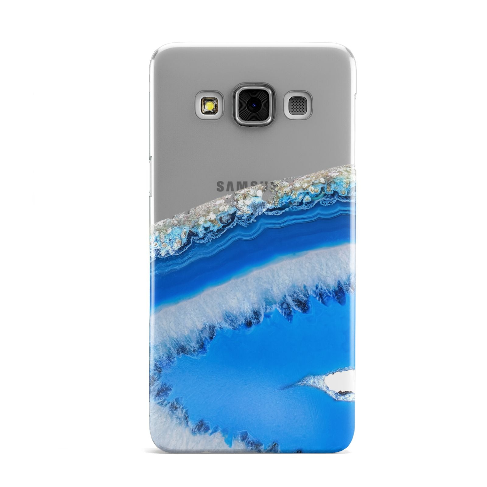 Agate Blue Samsung Galaxy A3 Case