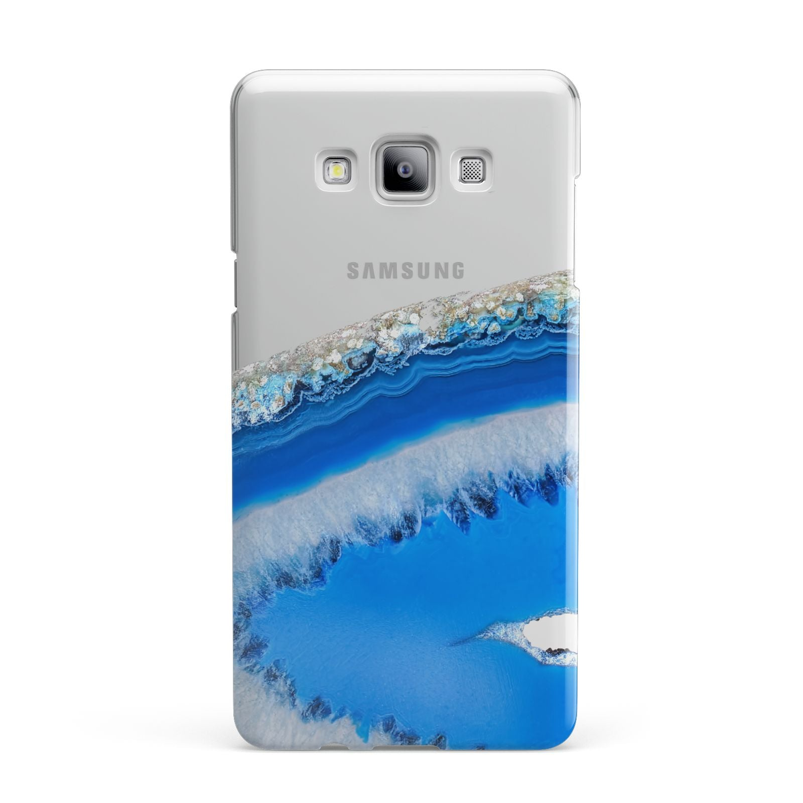 Agate Blue Samsung Galaxy A7 2015 Case
