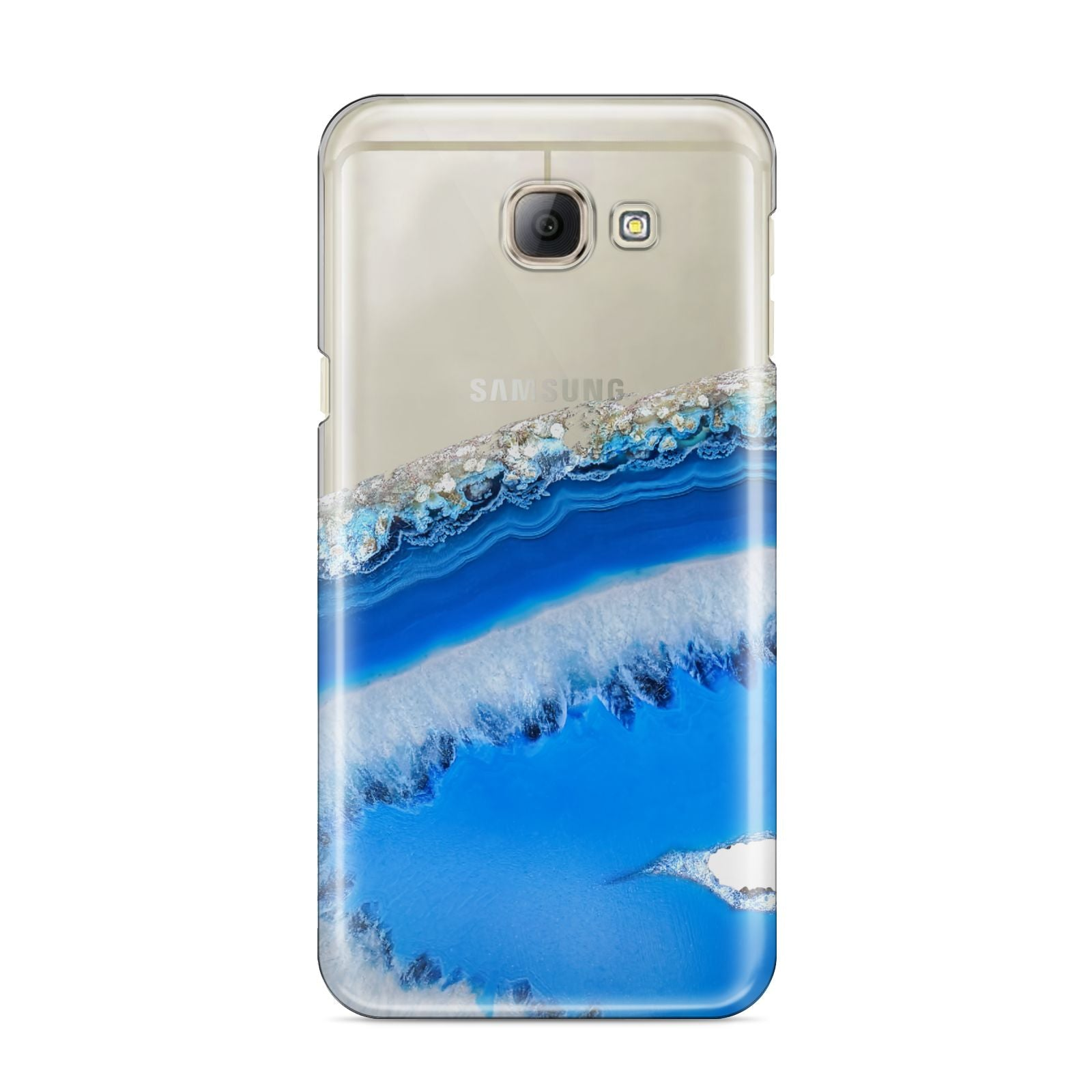 Agate Blue Samsung Galaxy A8 2016 Case