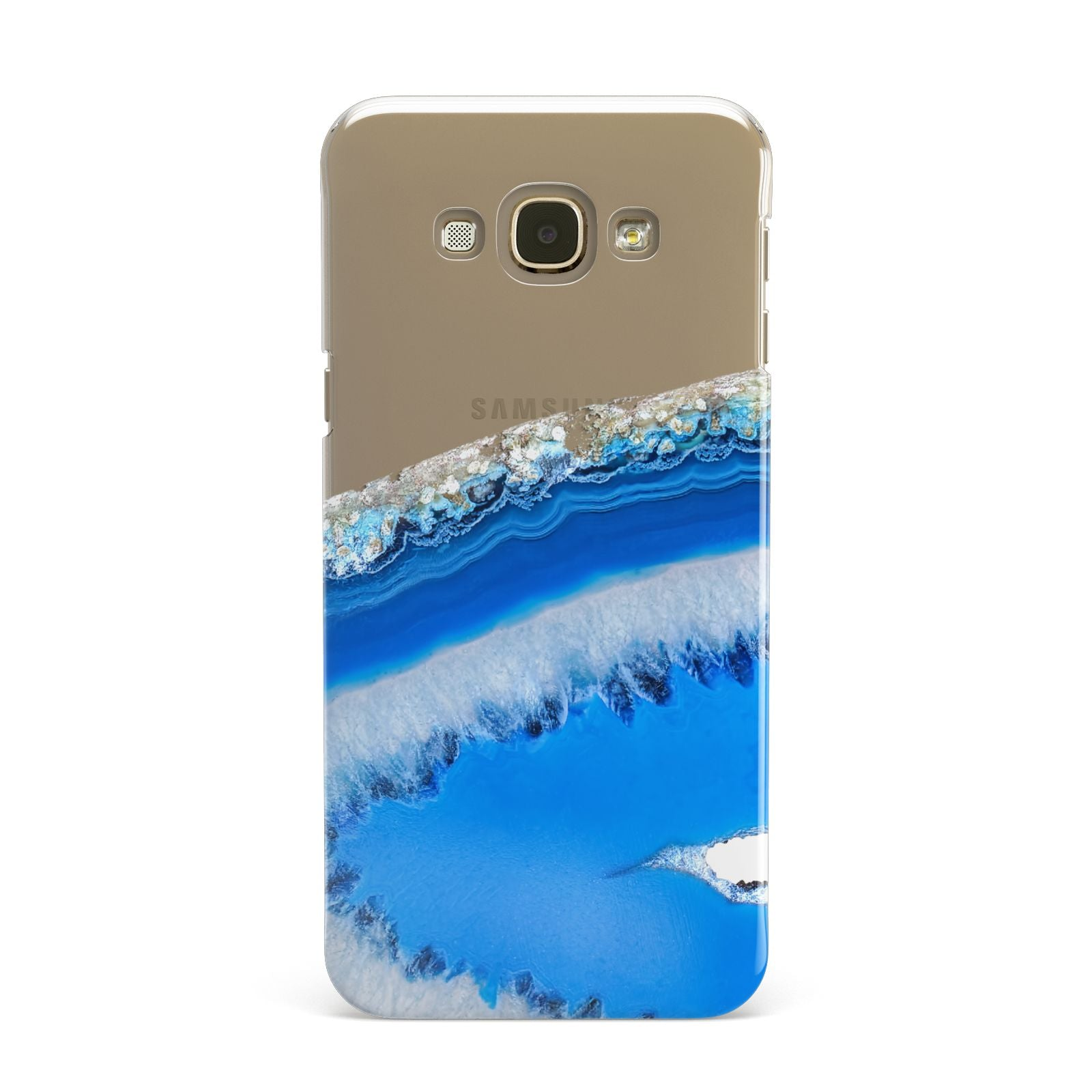 Agate Blue Samsung Galaxy A8 Case