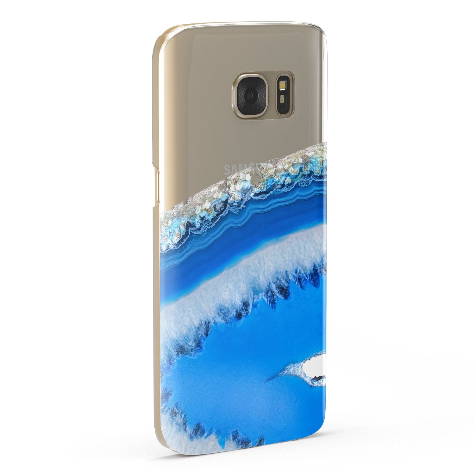 Agate Blue Samsung Galaxy Case Fourty Five Degrees