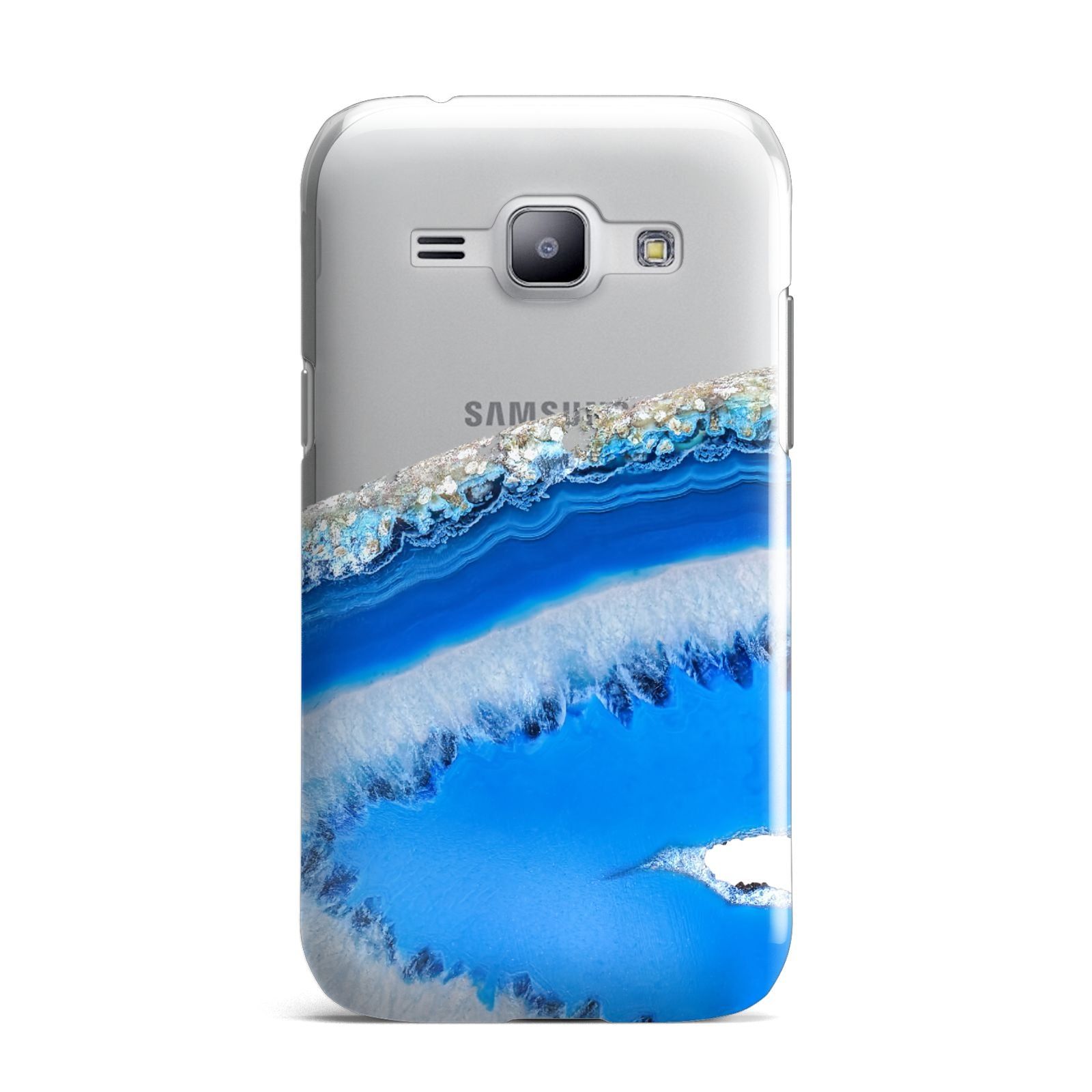 Agate Blue Samsung Galaxy J1 2015 Case
