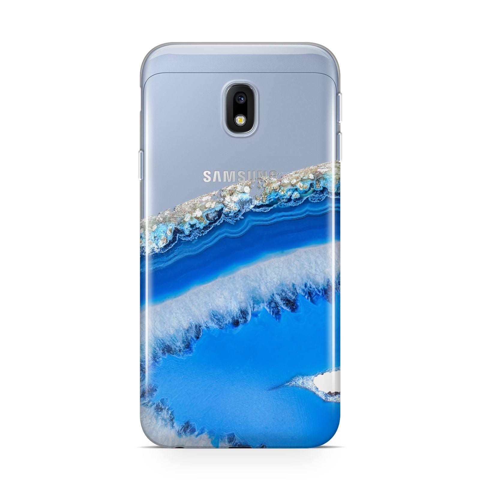 Agate Blue Samsung Galaxy J3 2017 Case