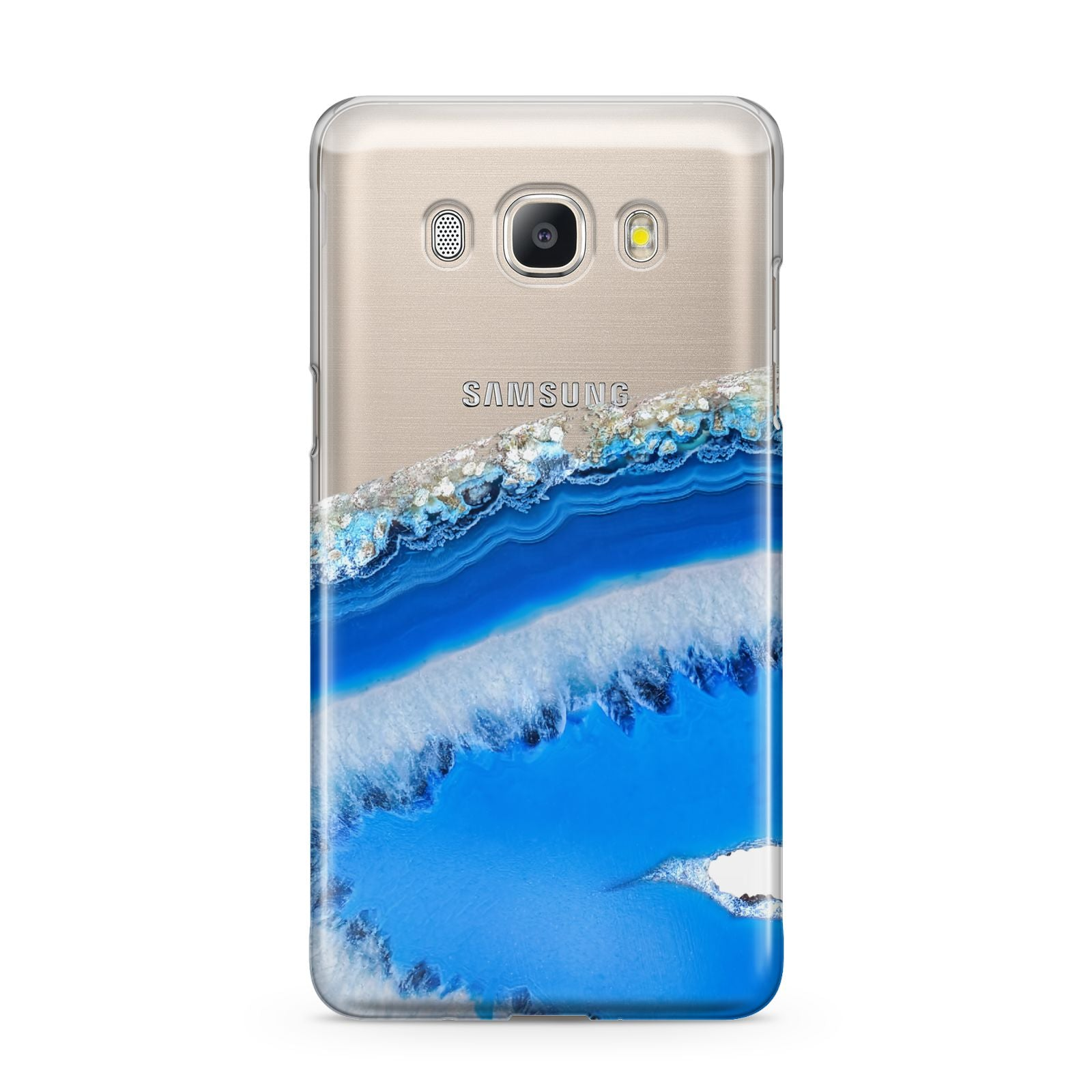 Agate Blue Samsung Galaxy J5 2016 Case