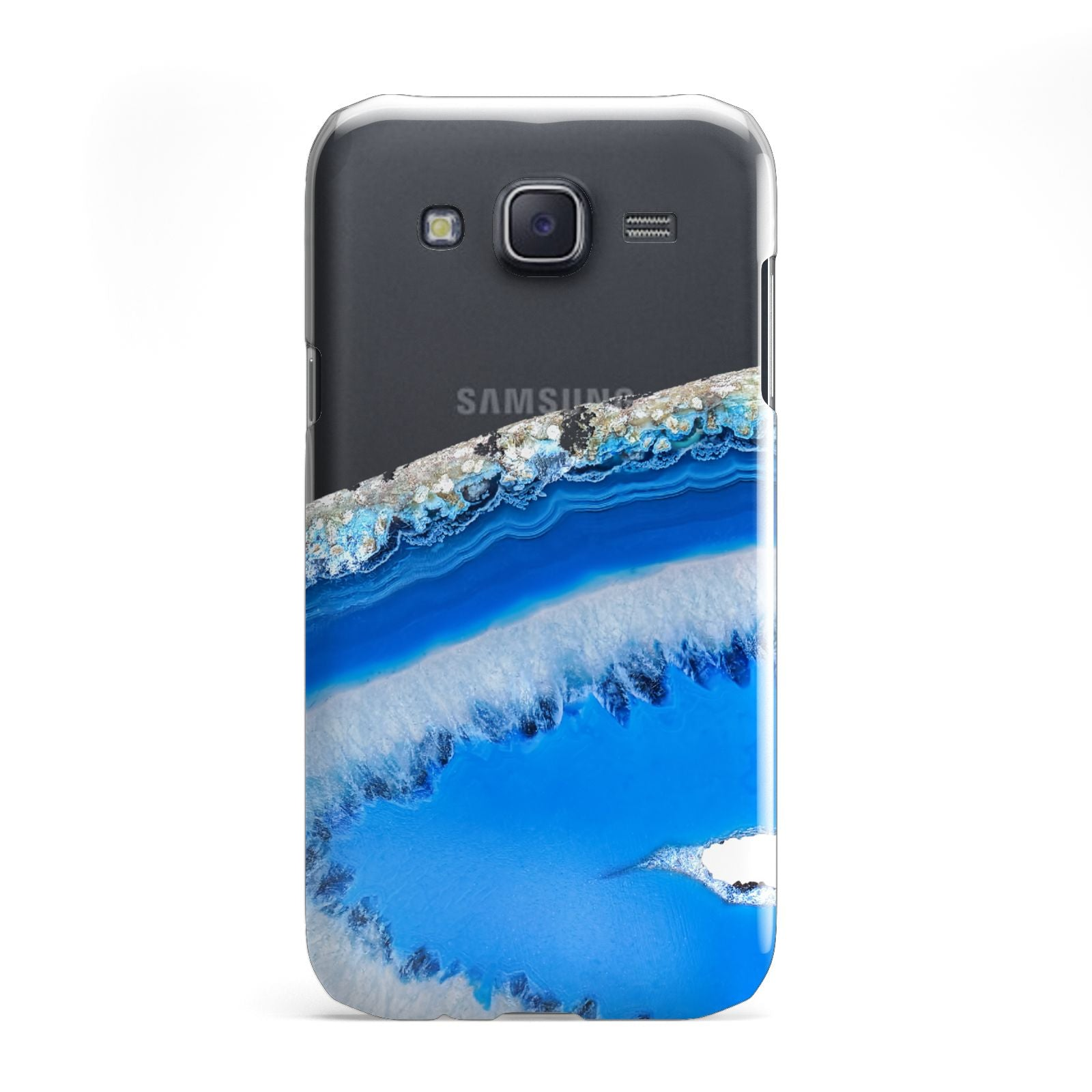 Agate Blue Samsung Galaxy J5 Case
