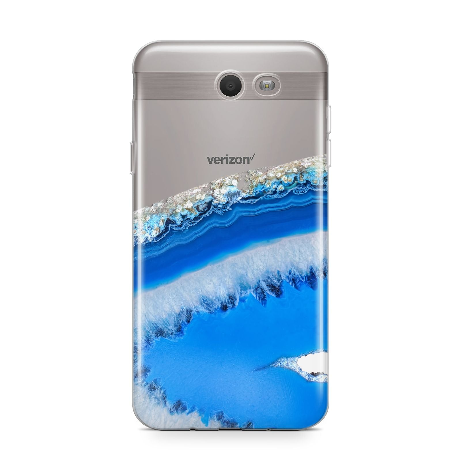 Agate Blue Samsung Galaxy J7 2017 Case