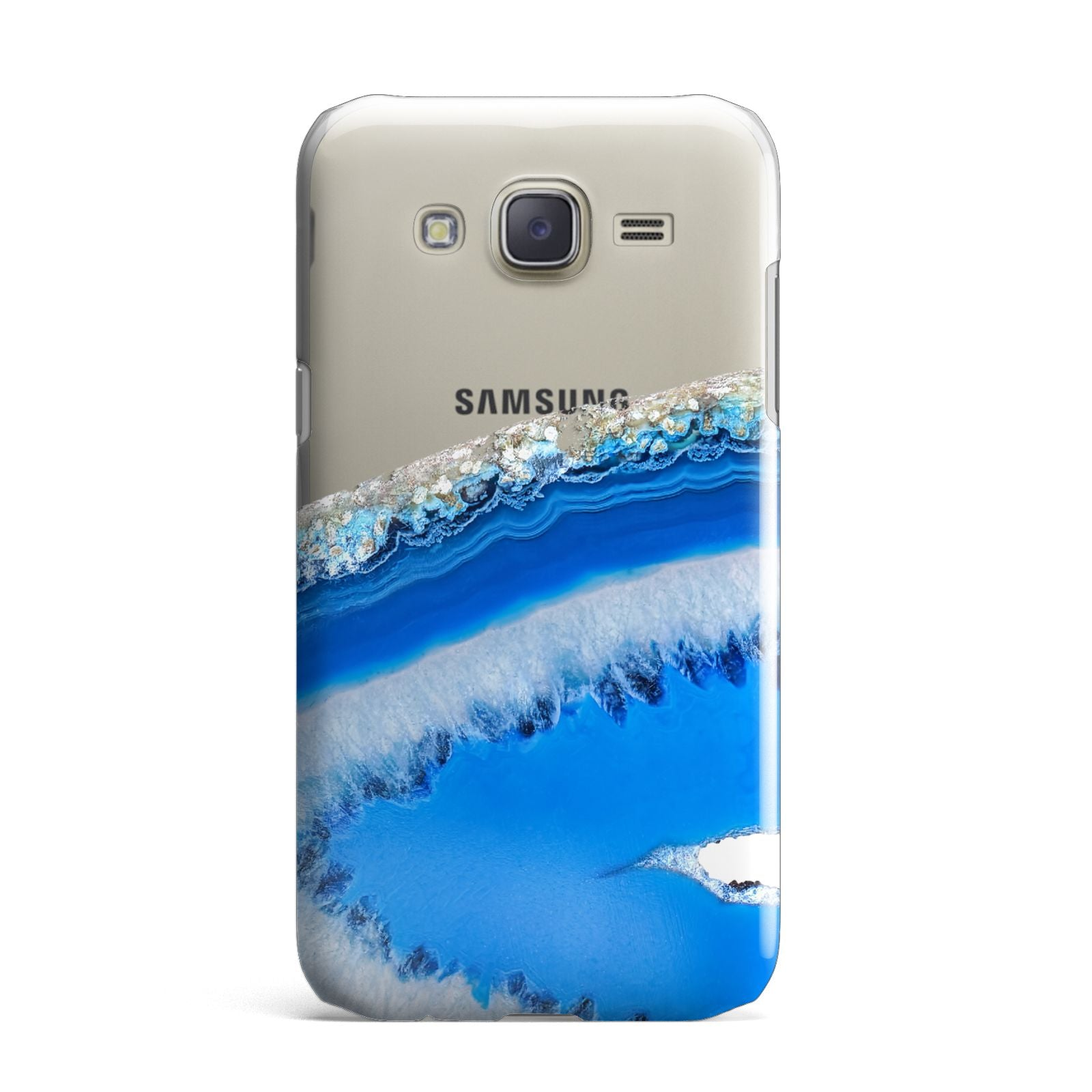 Agate Blue Samsung Galaxy J7 Case