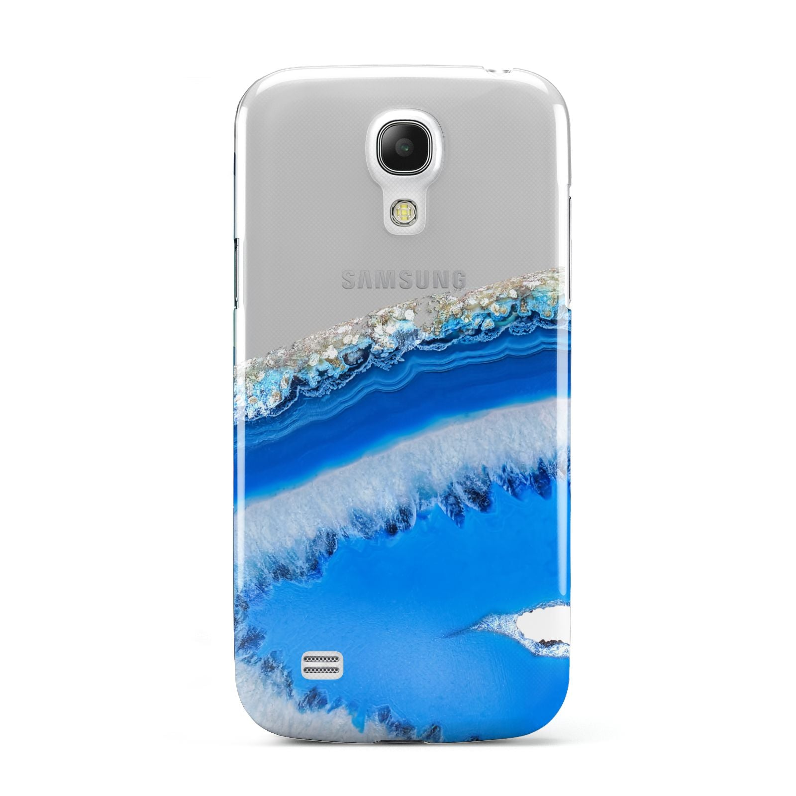 Agate Blue Samsung Galaxy S4 Mini Case