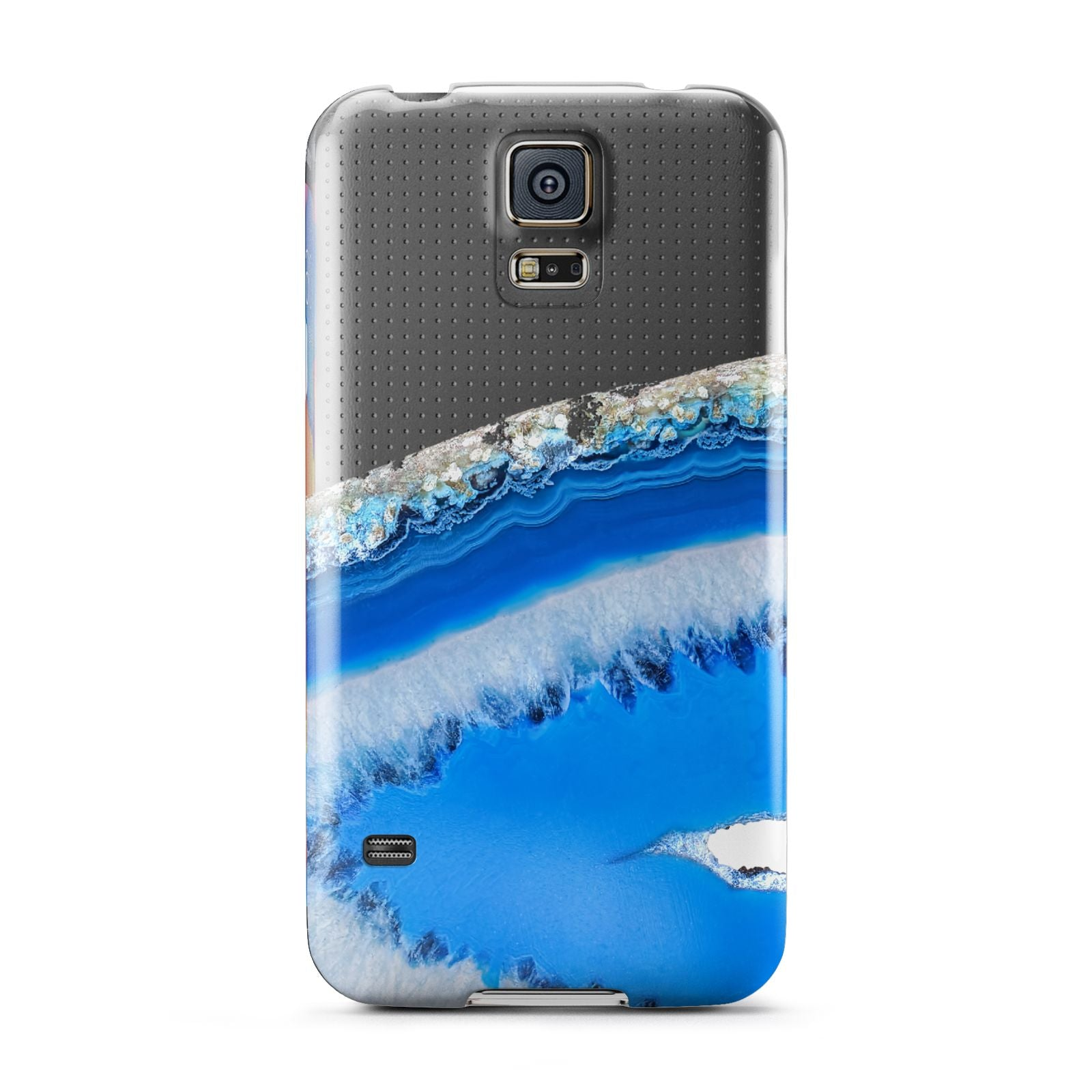 Agate Blue Samsung Galaxy S5 Case