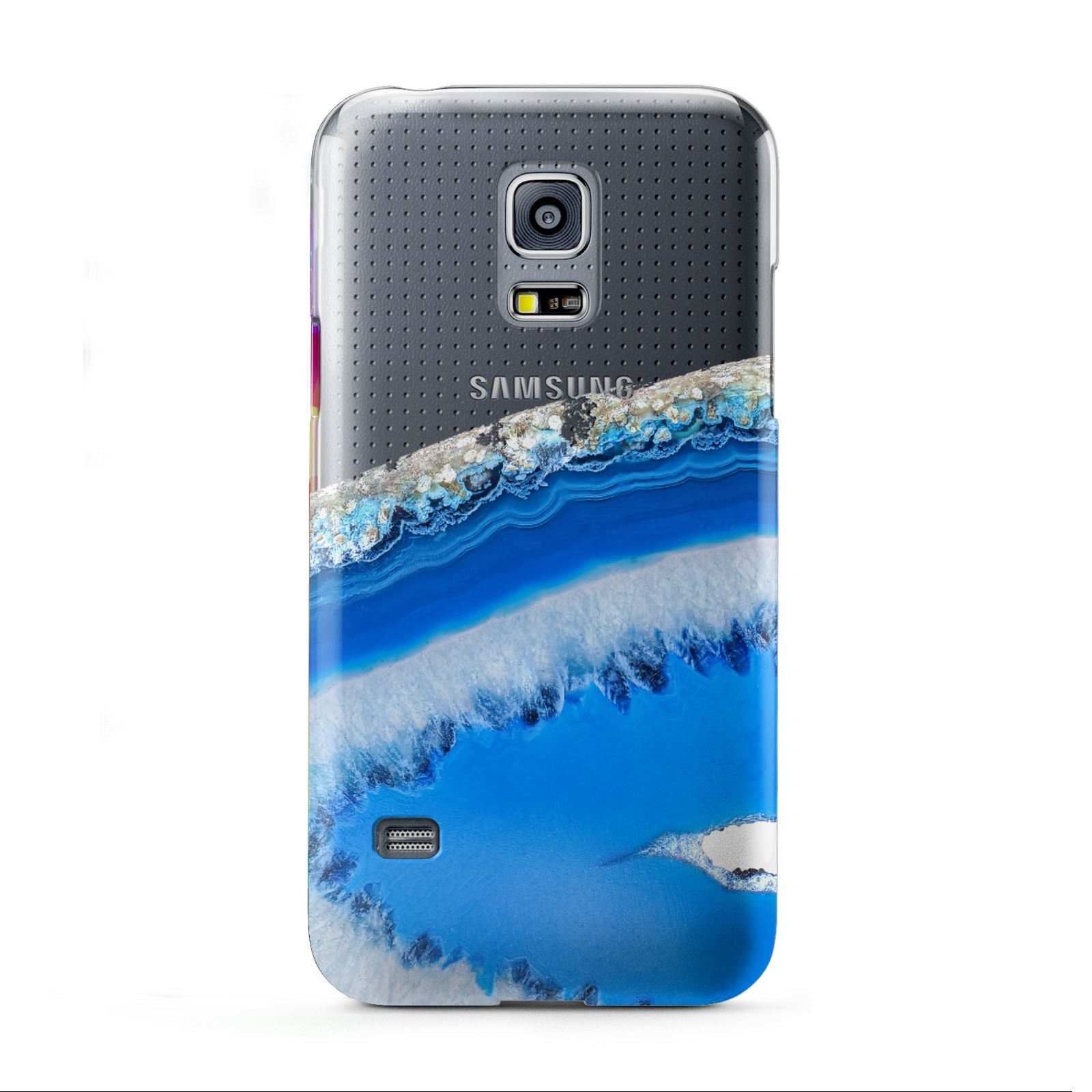 Agate Blue Samsung Galaxy S5 Mini Case