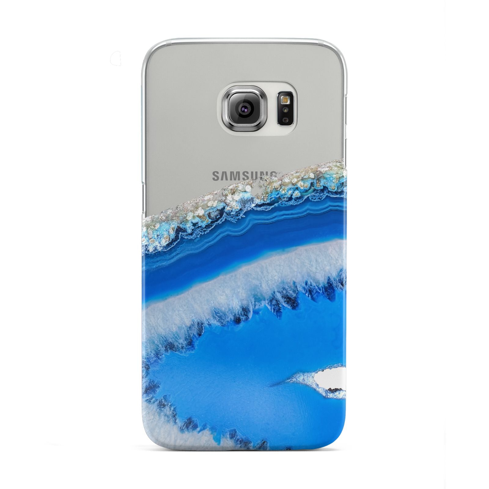 Agate Blue Samsung Galaxy S6 Edge Case