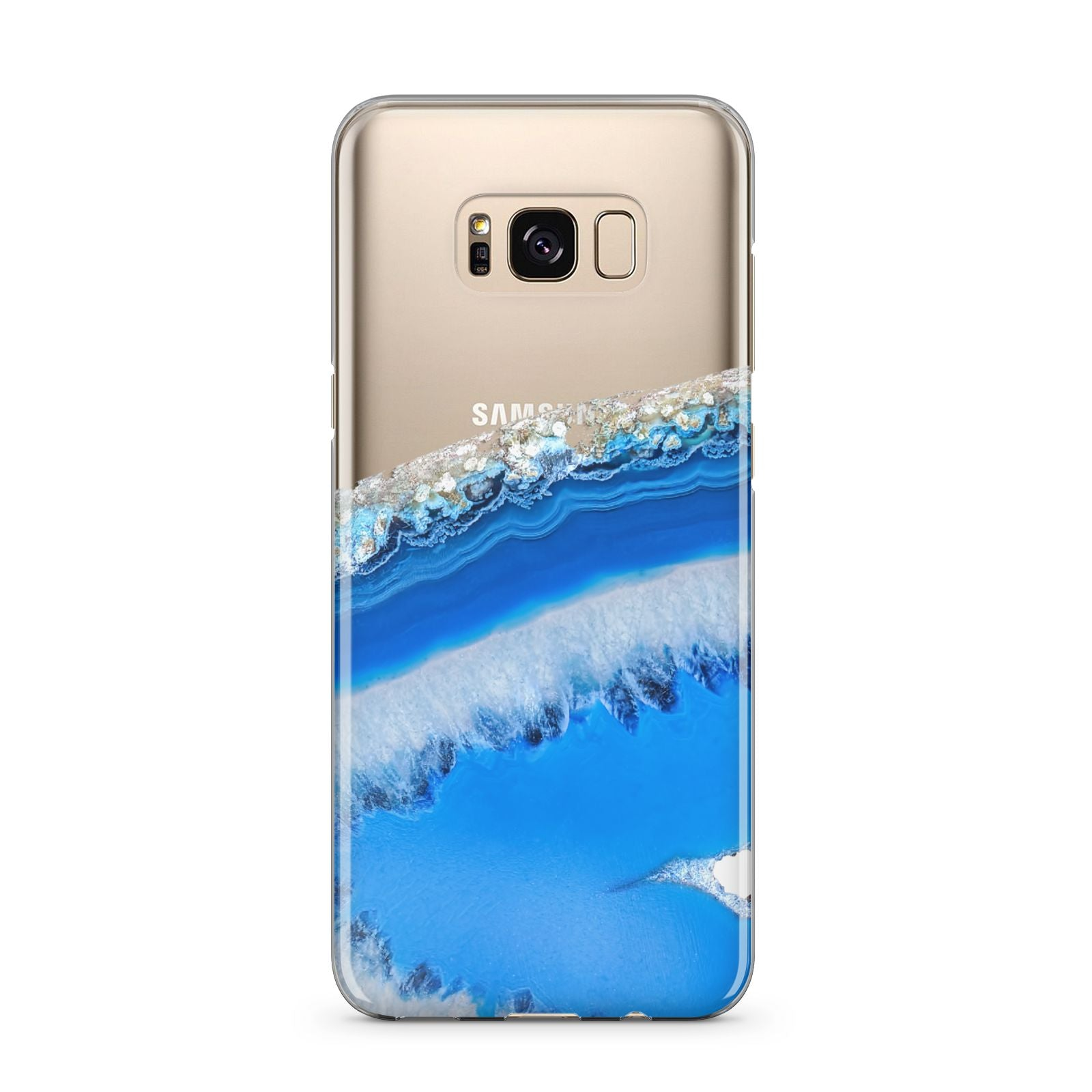 Agate Blue Samsung Galaxy S8 Plus Case