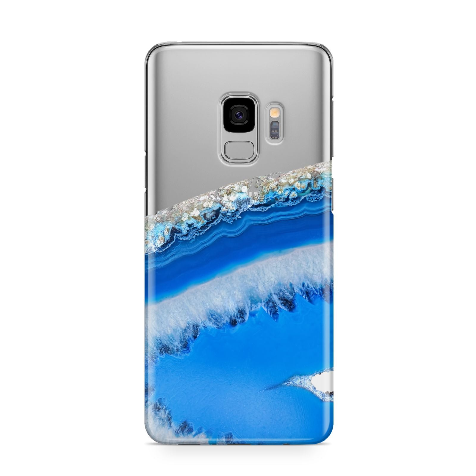 Agate Blue Samsung Galaxy S9 Case