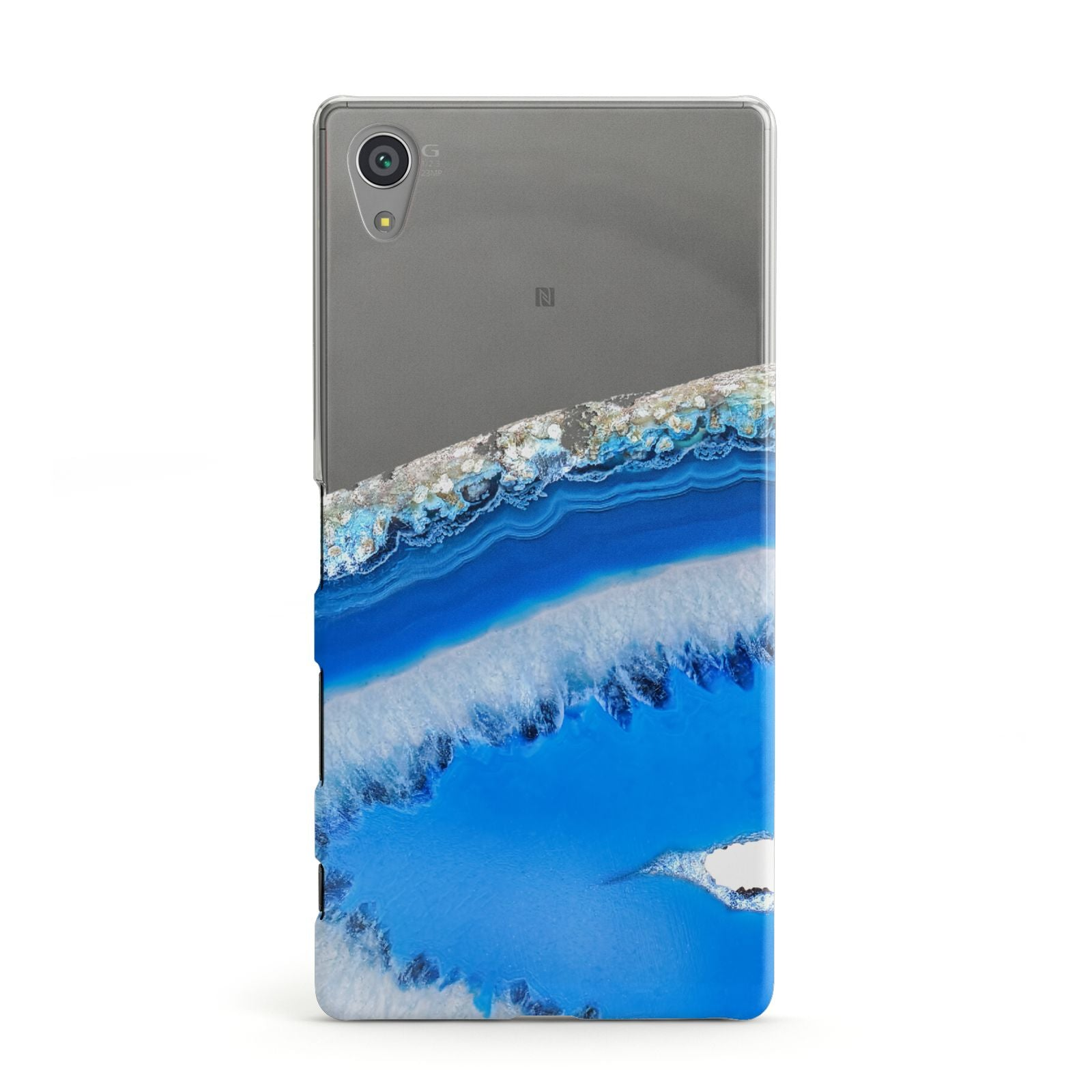 Agate Blue Sony Xperia Case