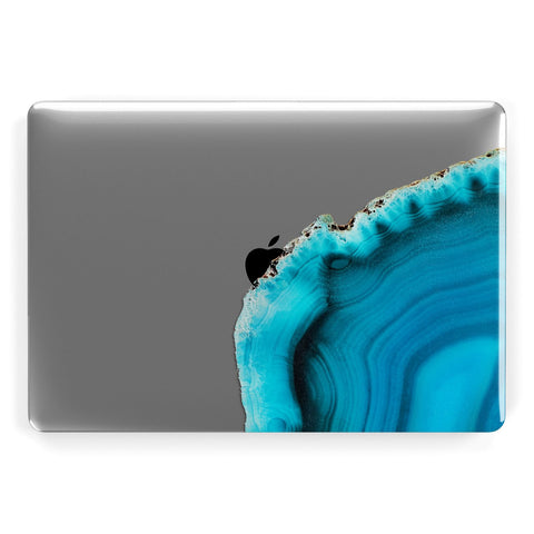 Agate Blue Turquoise Apple Macbook Case