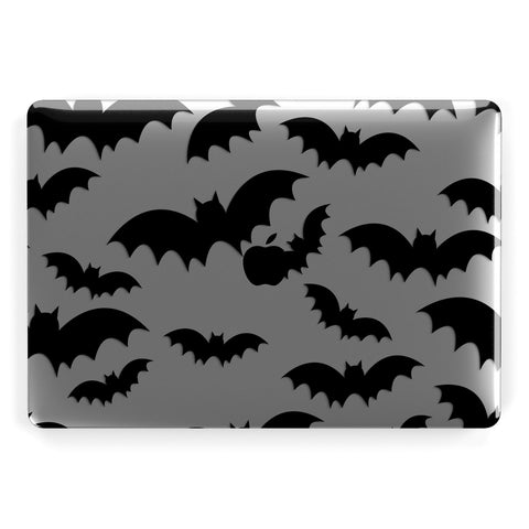Bat Halloween Print Apple Macbook Case