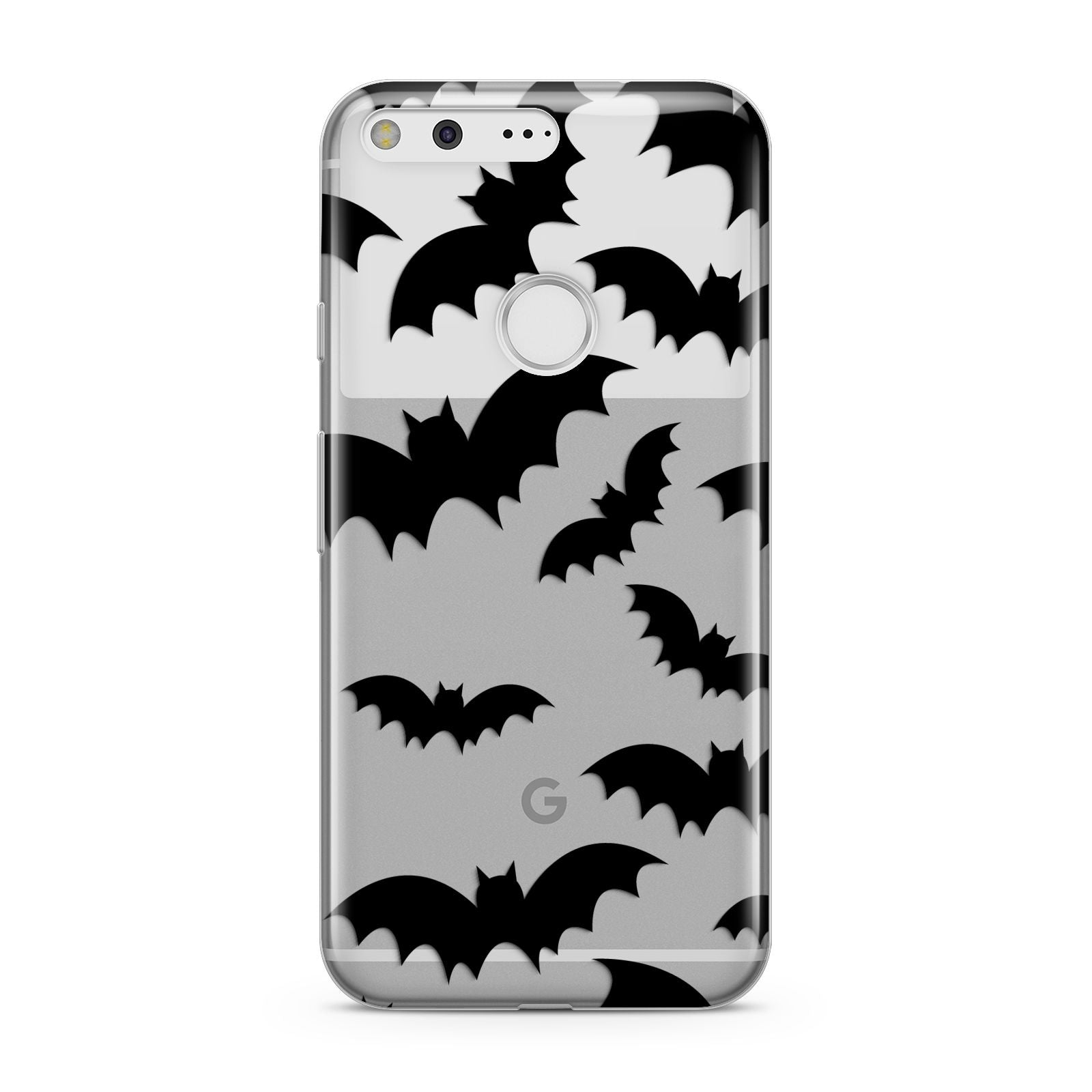Bat Halloween Print Google Pixel Case