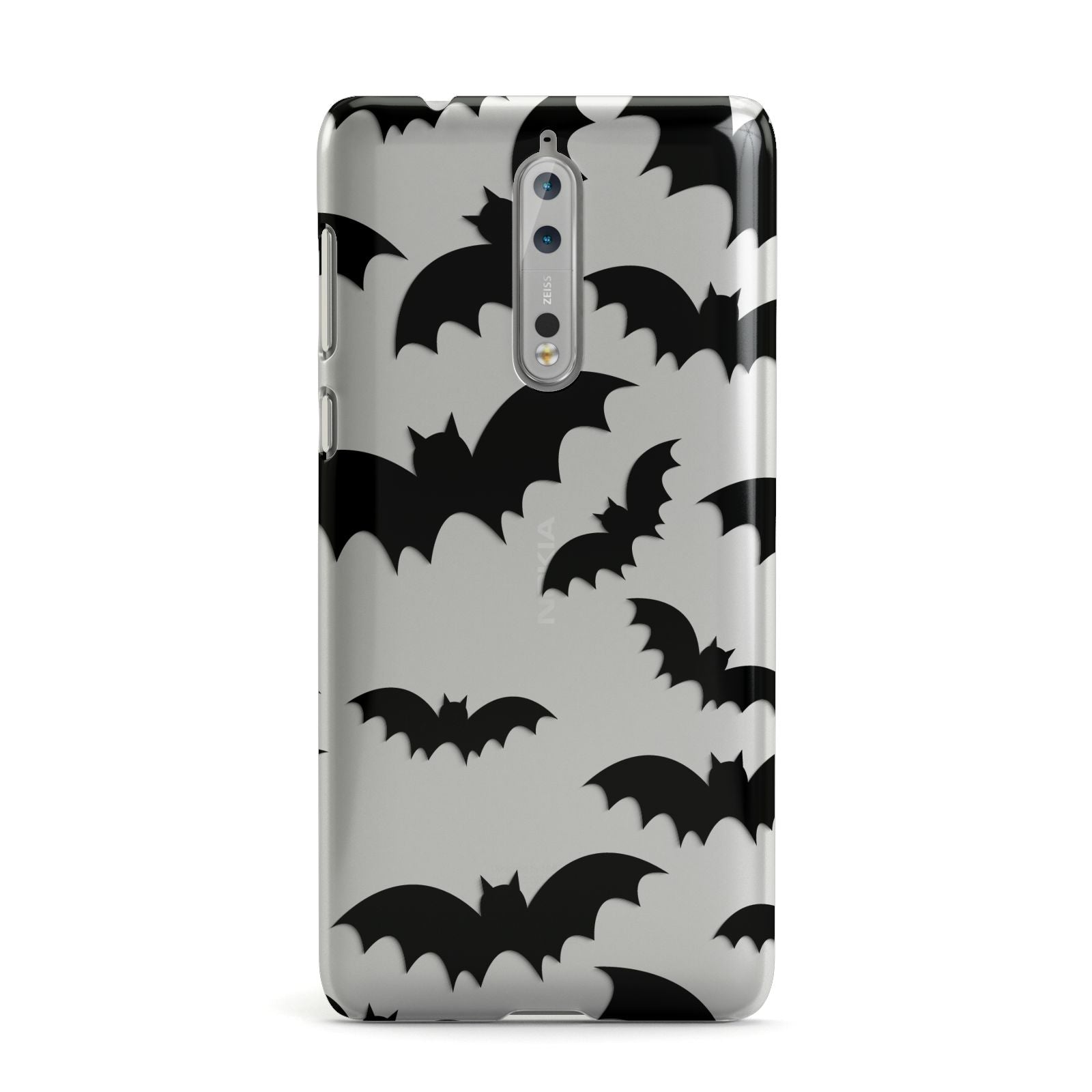 Bat Halloween Print Nokia Case