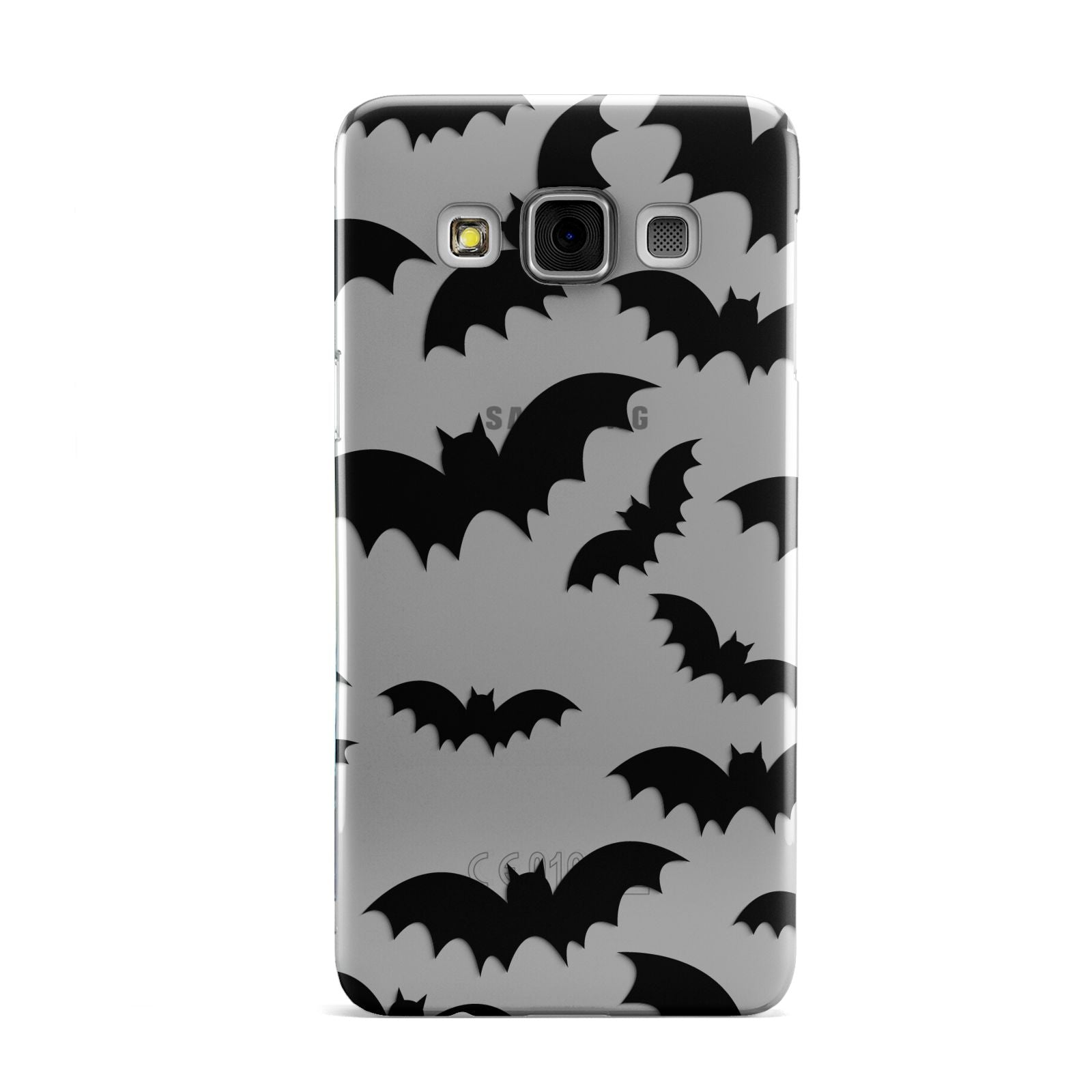 Bat Halloween Print Samsung Galaxy A3 Case