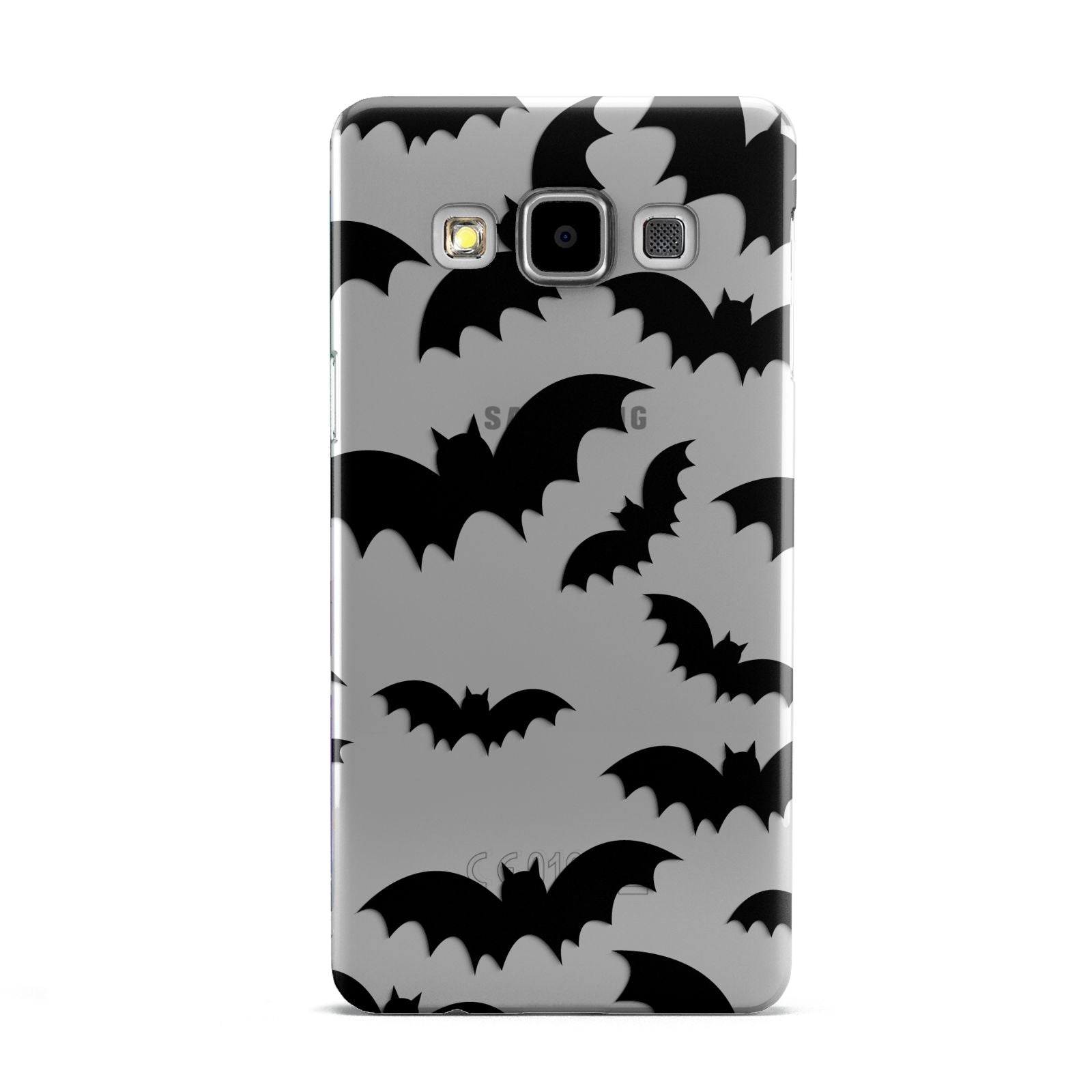 Bat Halloween Print Samsung Galaxy A5 Case