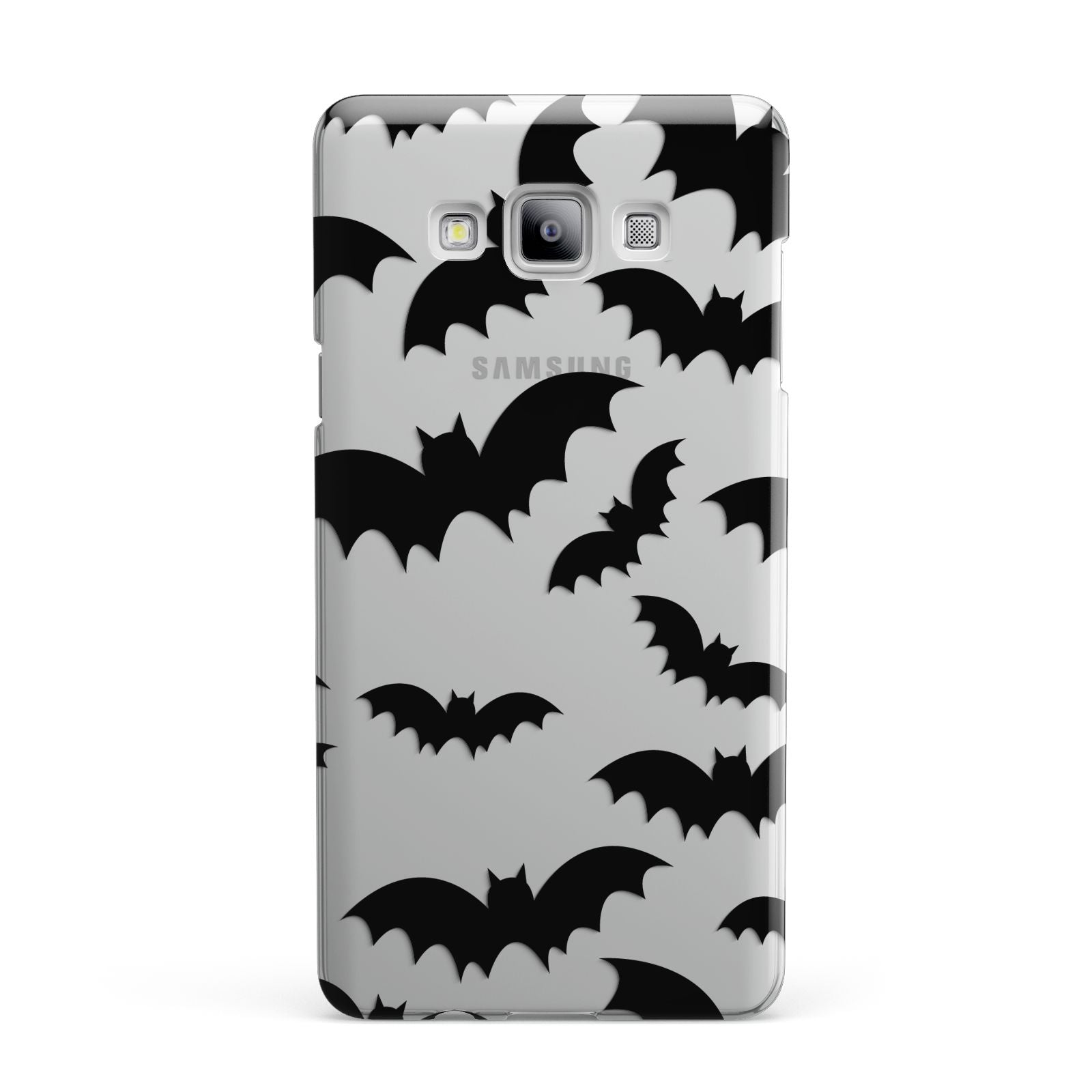 Bat Halloween Print Samsung Galaxy A7 2015 Case