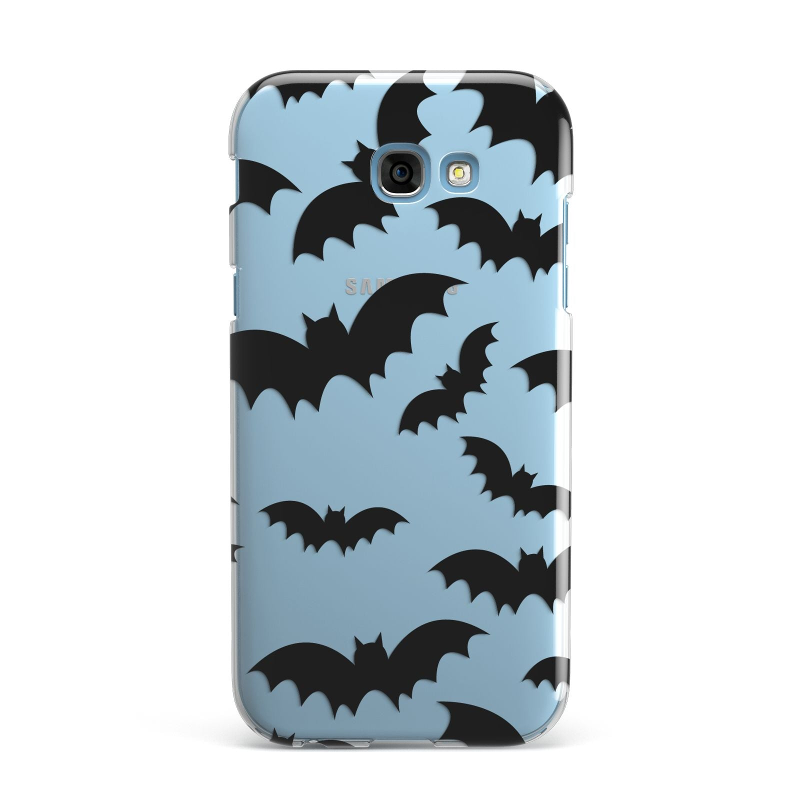 Bat Halloween Print Samsung Galaxy A7 2017 Case