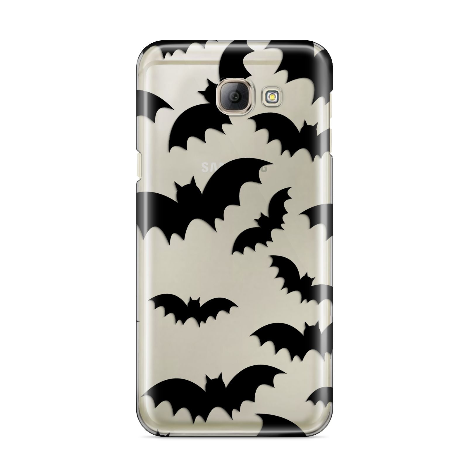 Bat Halloween Print Samsung Galaxy A8 2016 Case