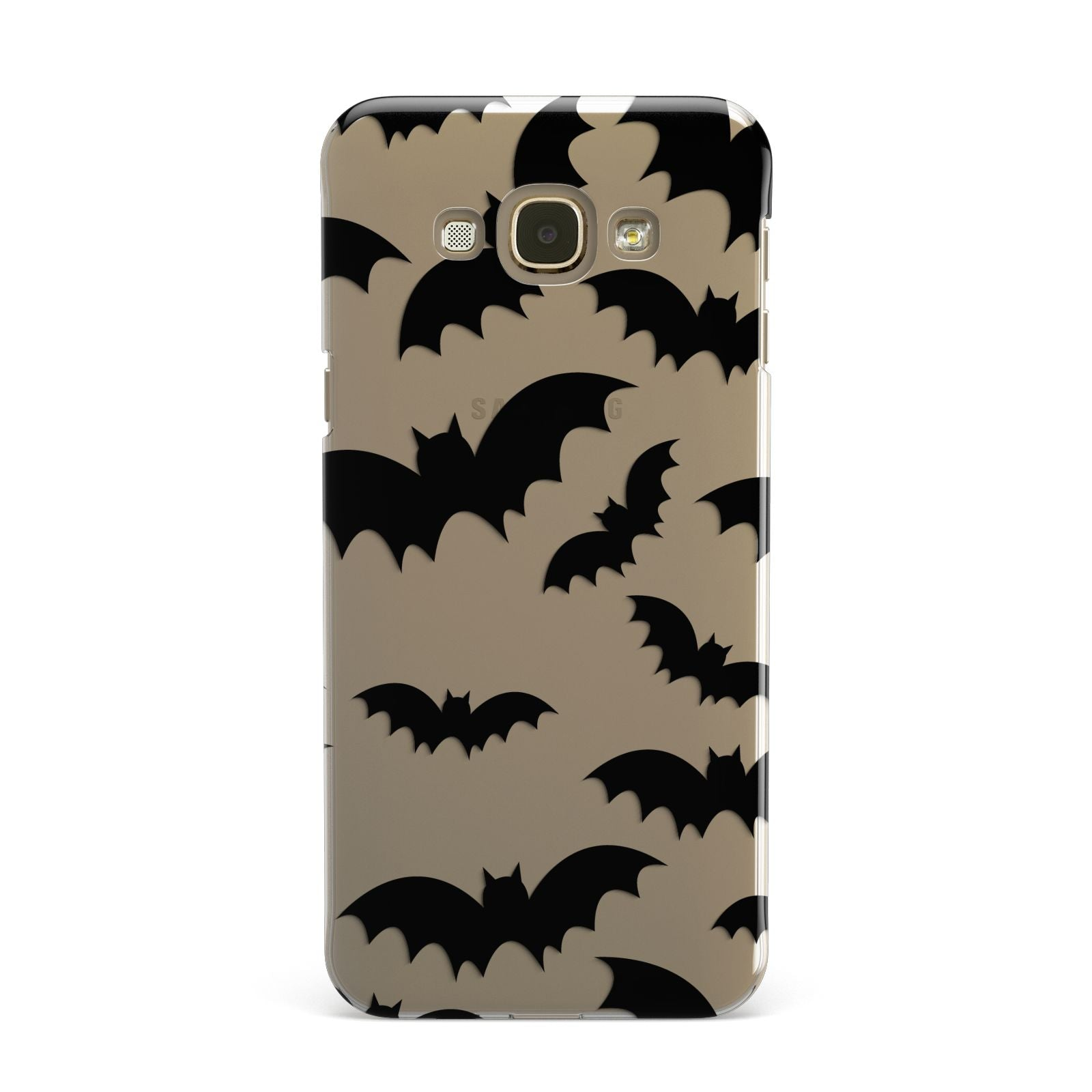 Bat Halloween Print Samsung Galaxy A8 Case