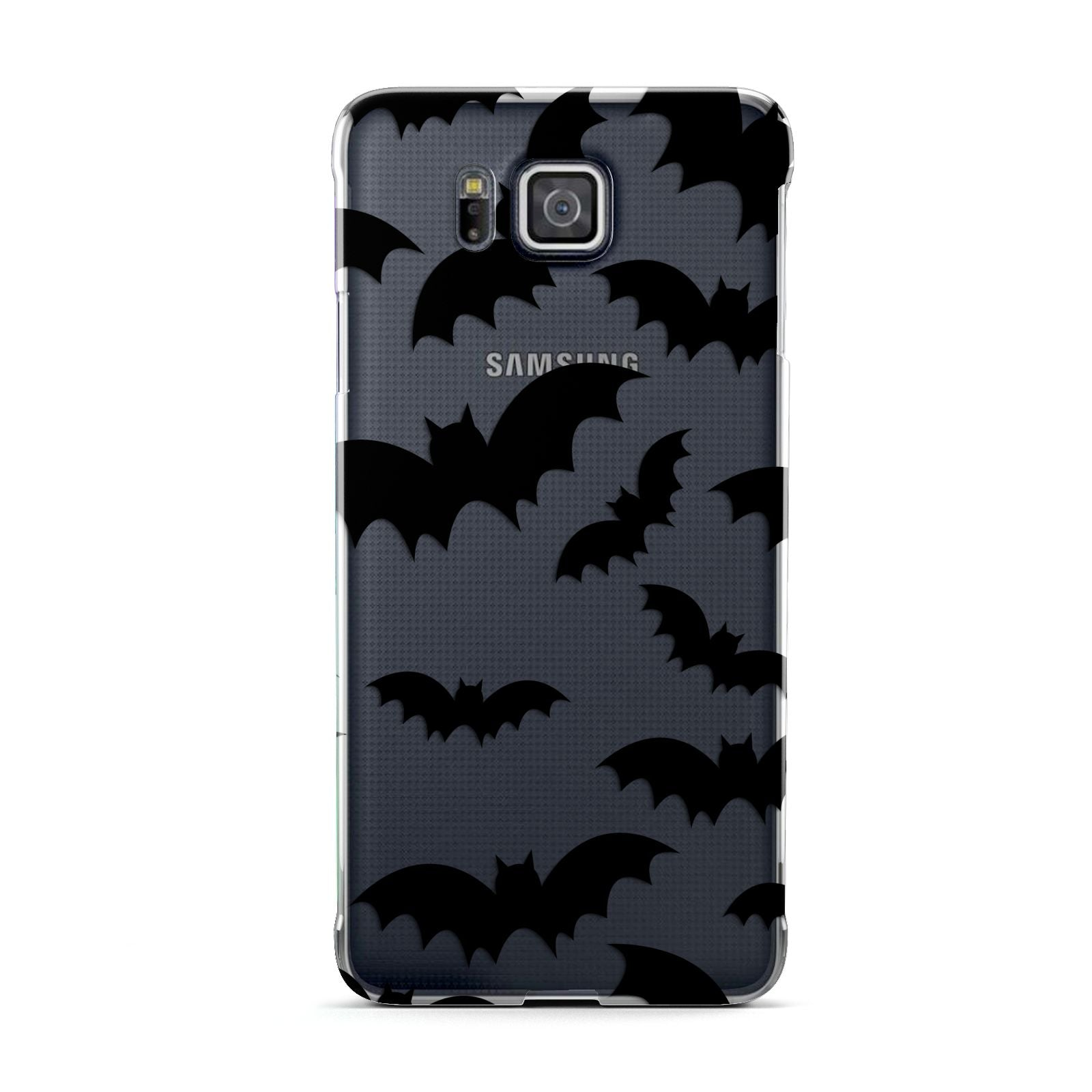 Bat Halloween Print Samsung Galaxy Alpha Case