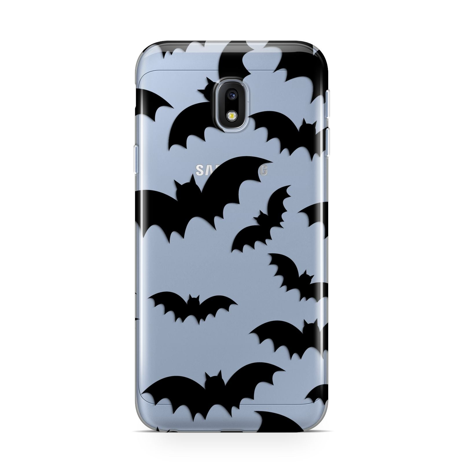 Bat Halloween Print Samsung Galaxy J3 2017 Case