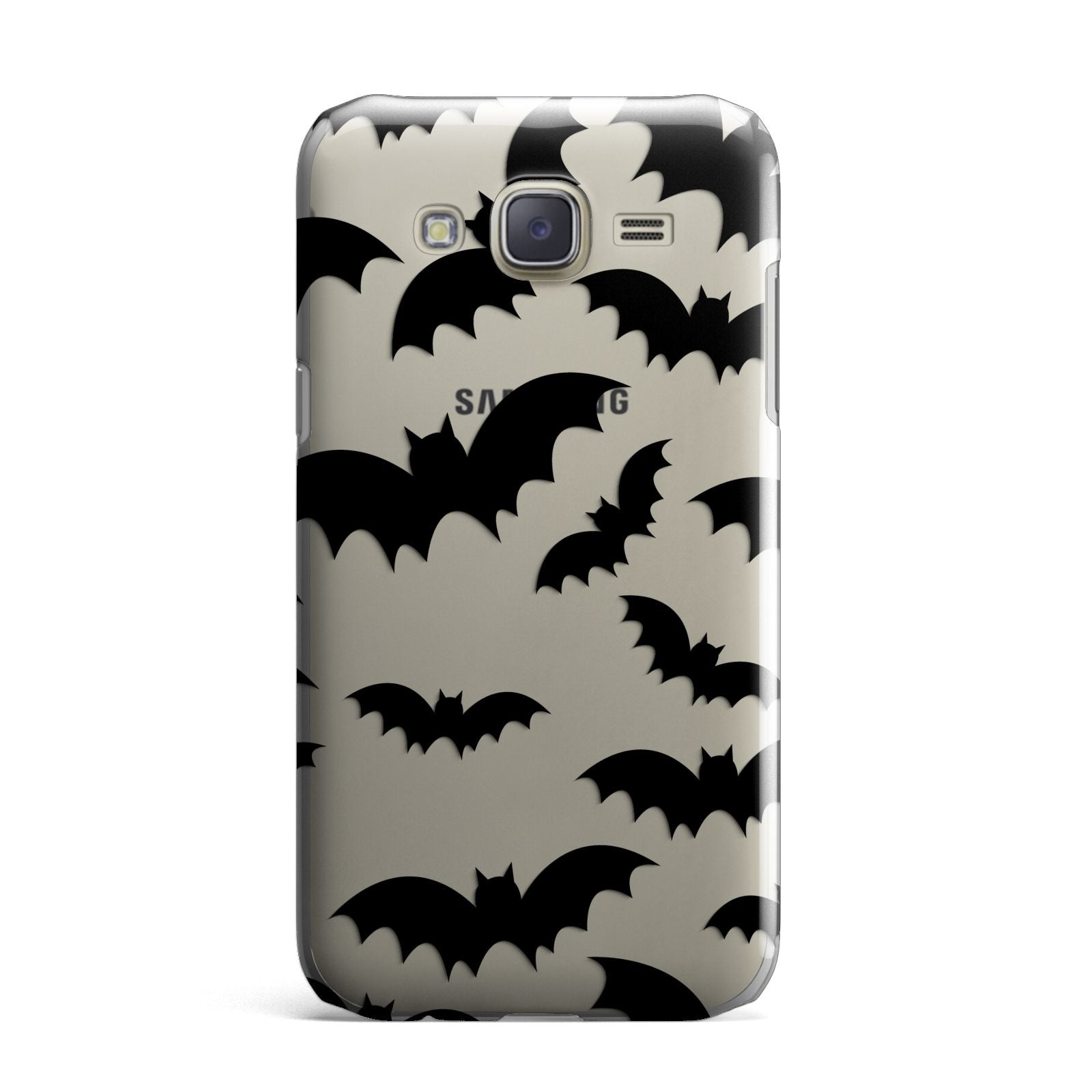 Bat Halloween Print Samsung Galaxy J7 Case