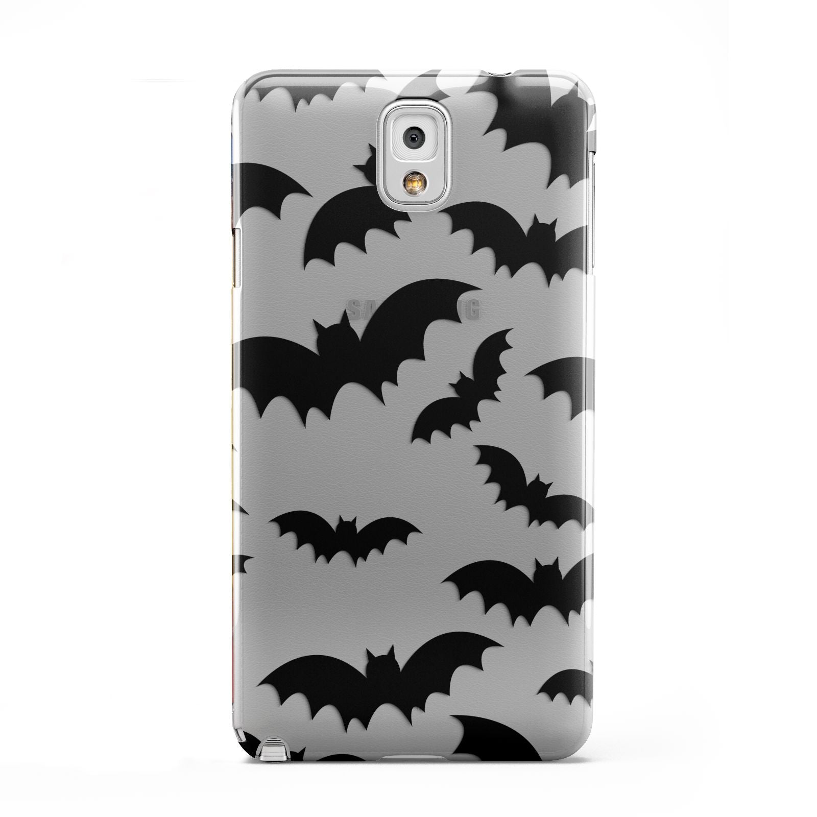 Bat Halloween Print Samsung Galaxy Note 3 Case