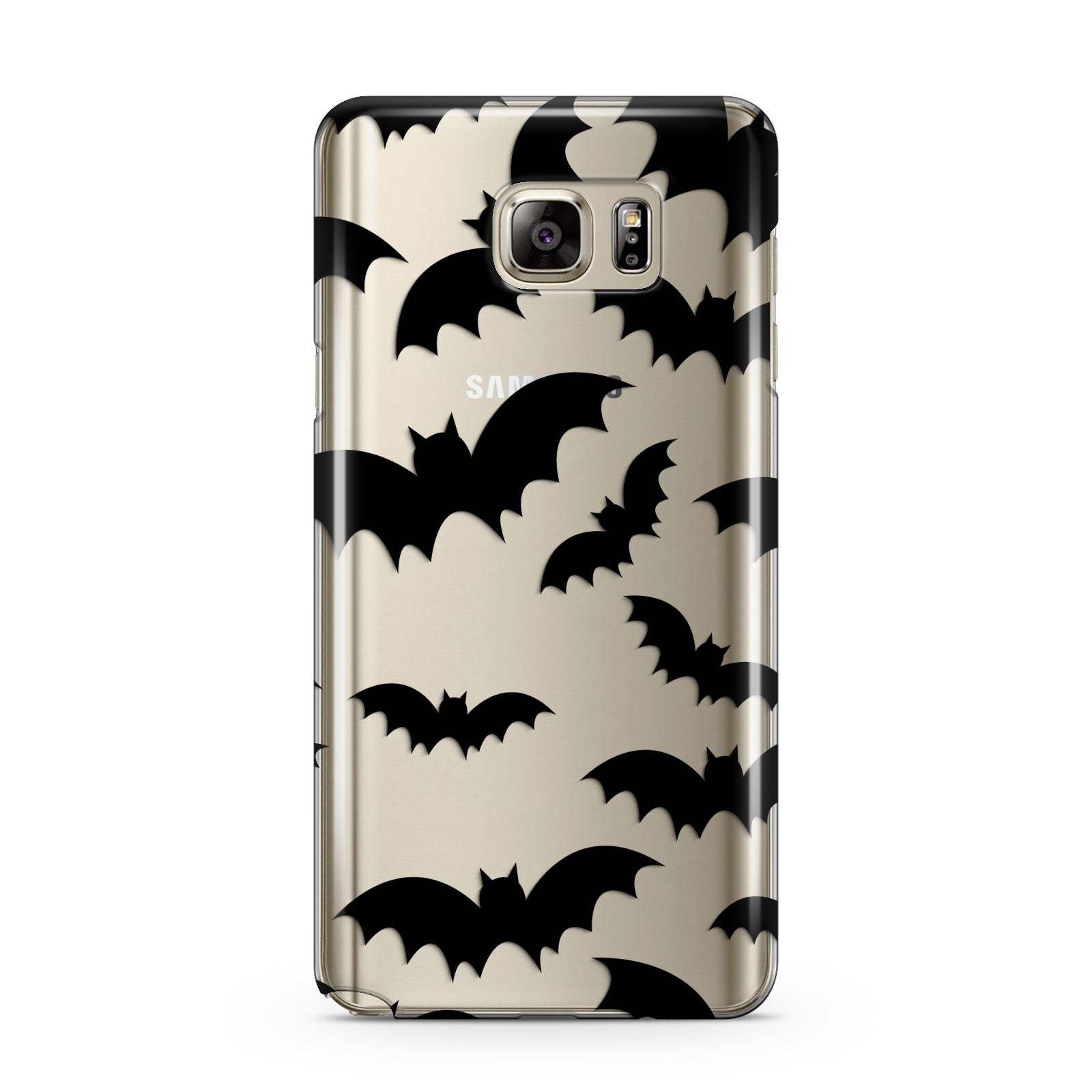 Bat Halloween Print Samsung Galaxy Note 5 Case