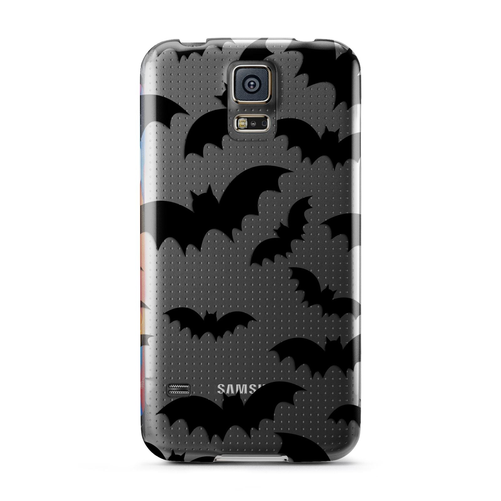 Bat Halloween Print Samsung Galaxy S5 Case