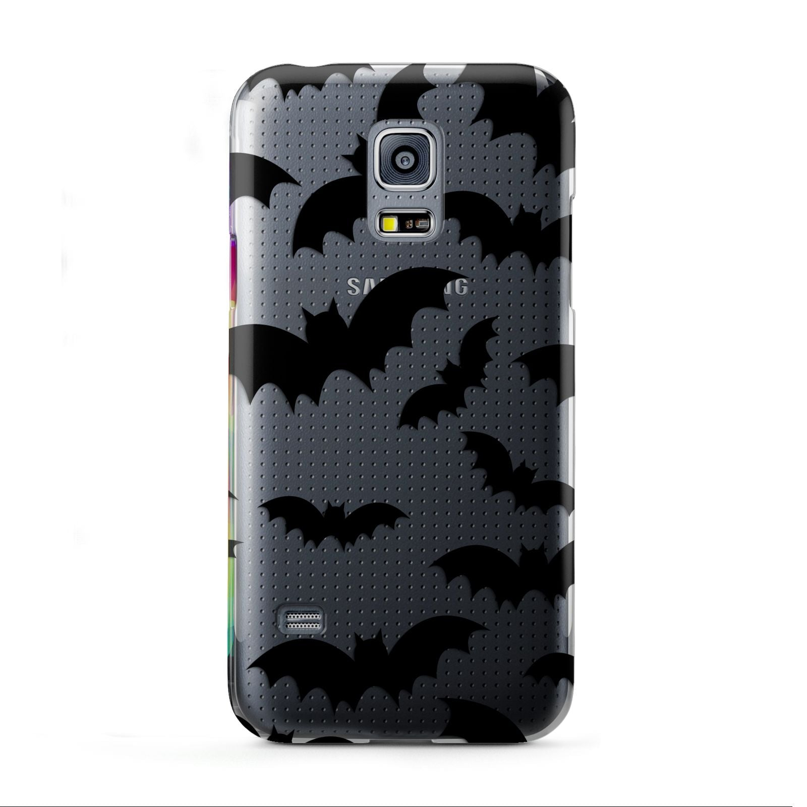 Bat Halloween Print Samsung Galaxy S5 Mini Case