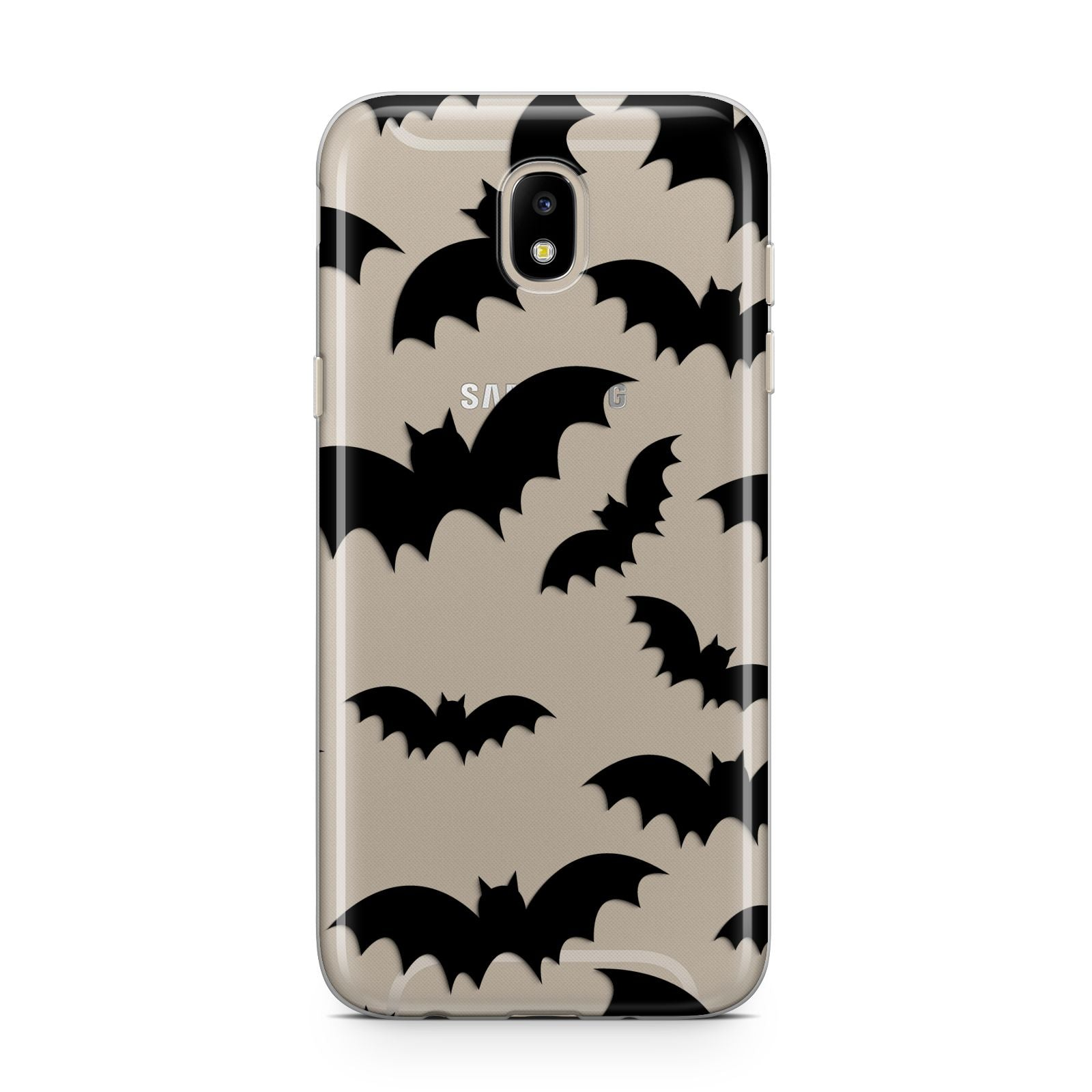 Bat Halloween Print Samsung J5 2017 Case