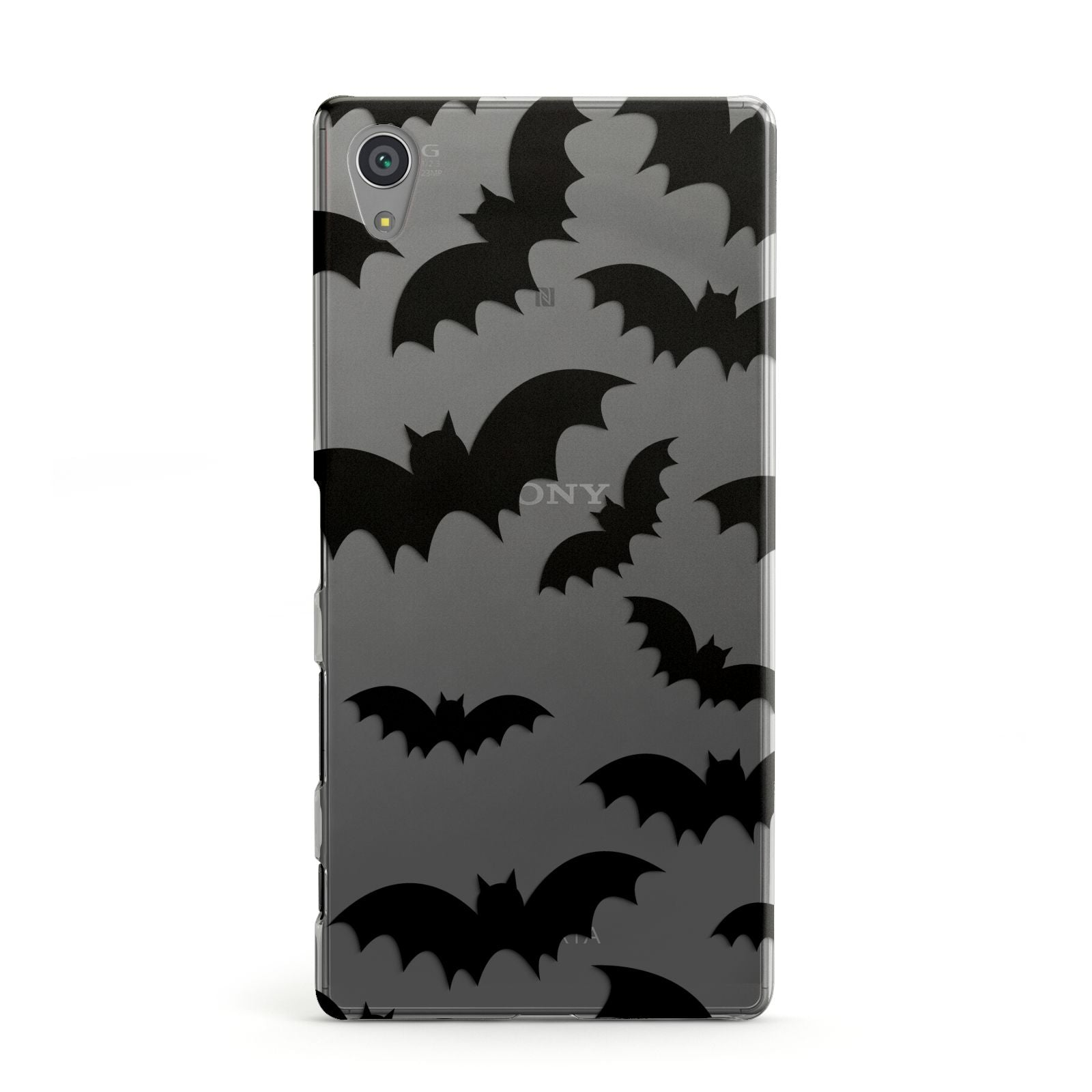 Bat Halloween Print Sony Xperia Case