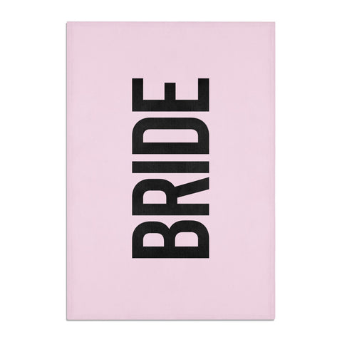 Bride Tea Towel