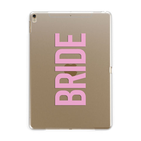 Bride Pink iPad Case