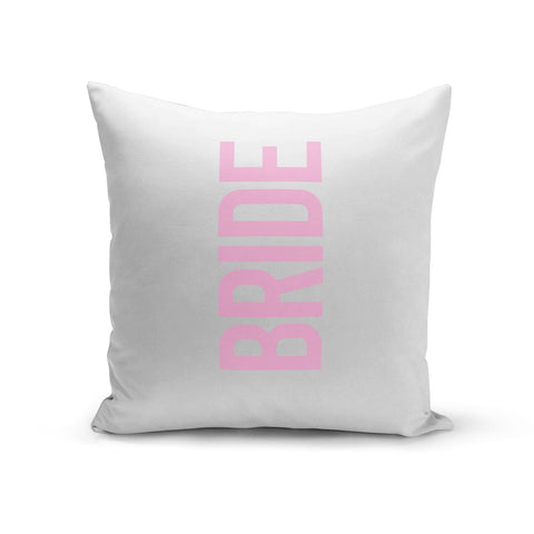 Bride Pink Cushion