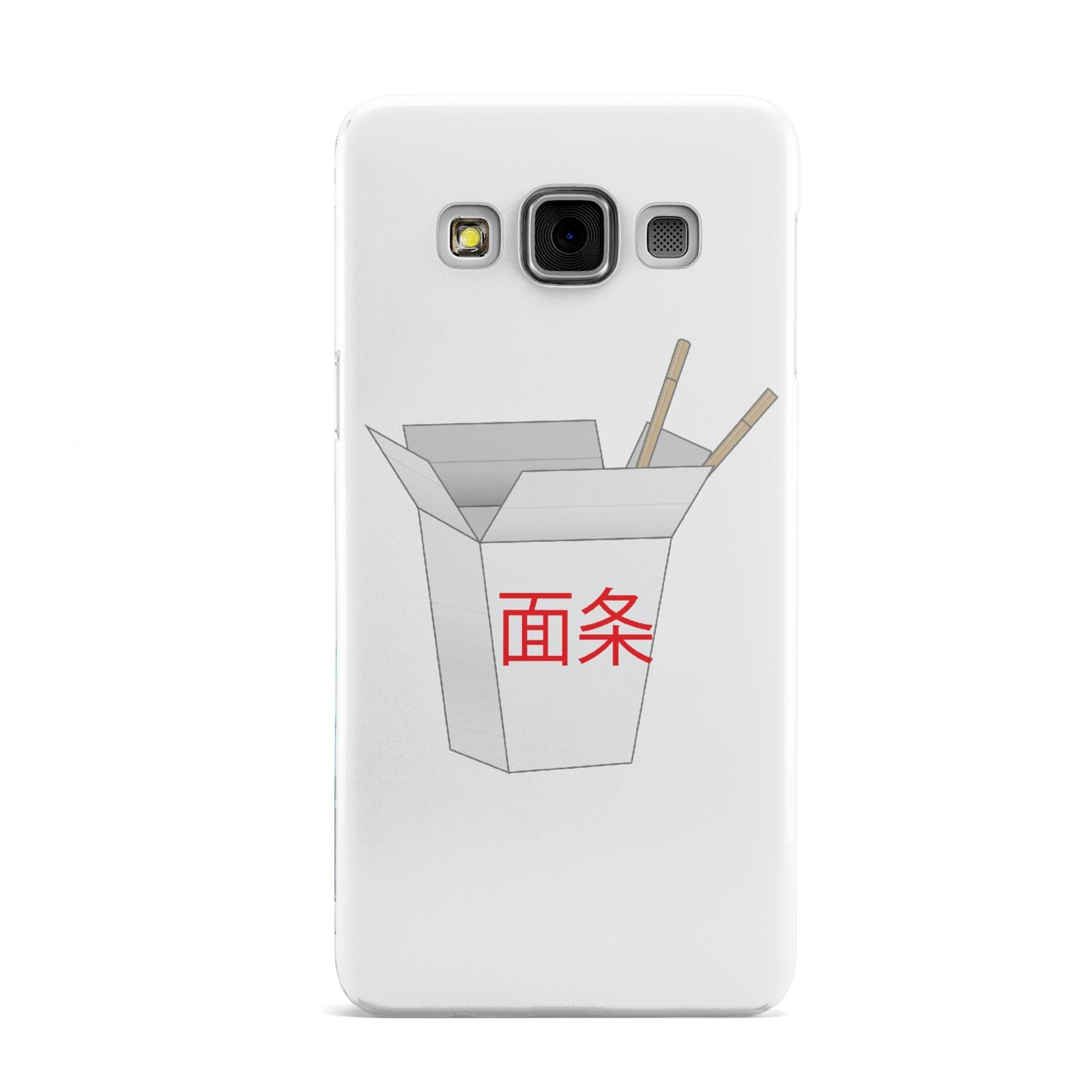 Chinese Takeaway Box Samsung Galaxy A3 Case