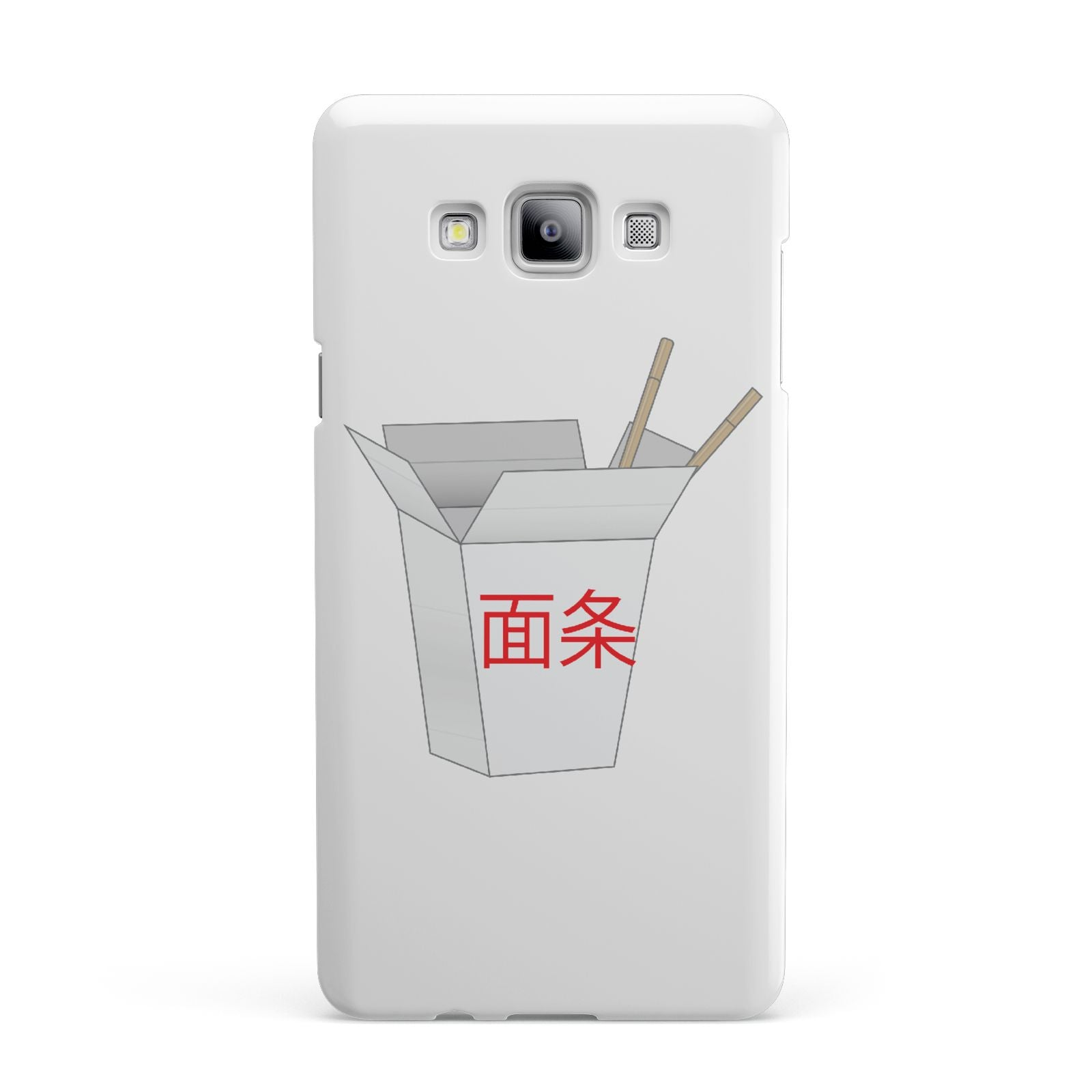 Chinese Takeaway Box Samsung Galaxy A7 2015 Case