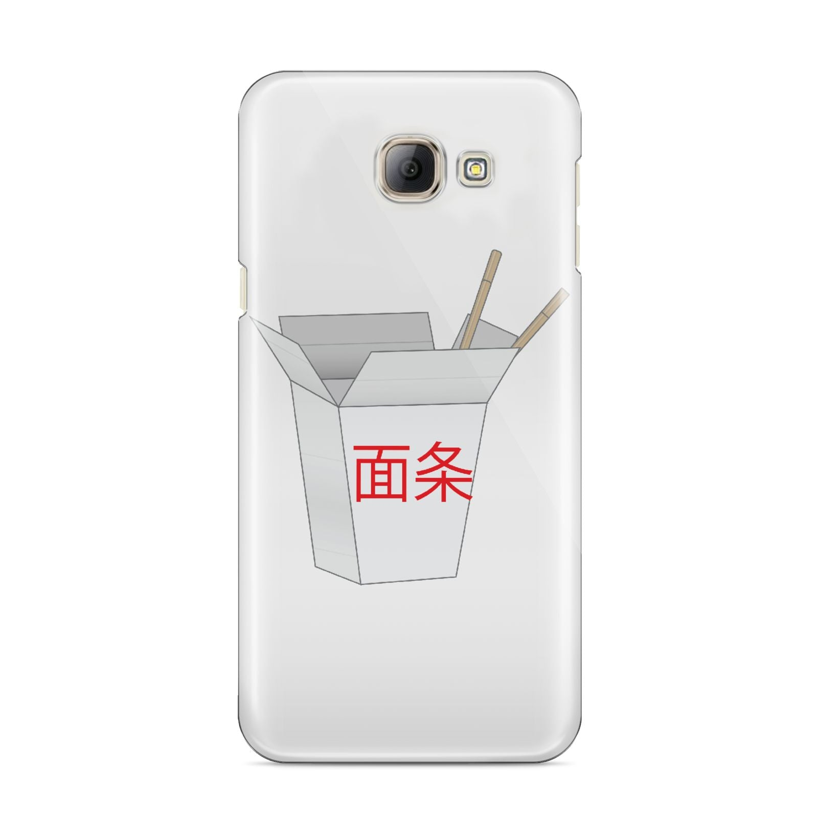 Chinese Takeaway Box Samsung Galaxy A8 2016 Case