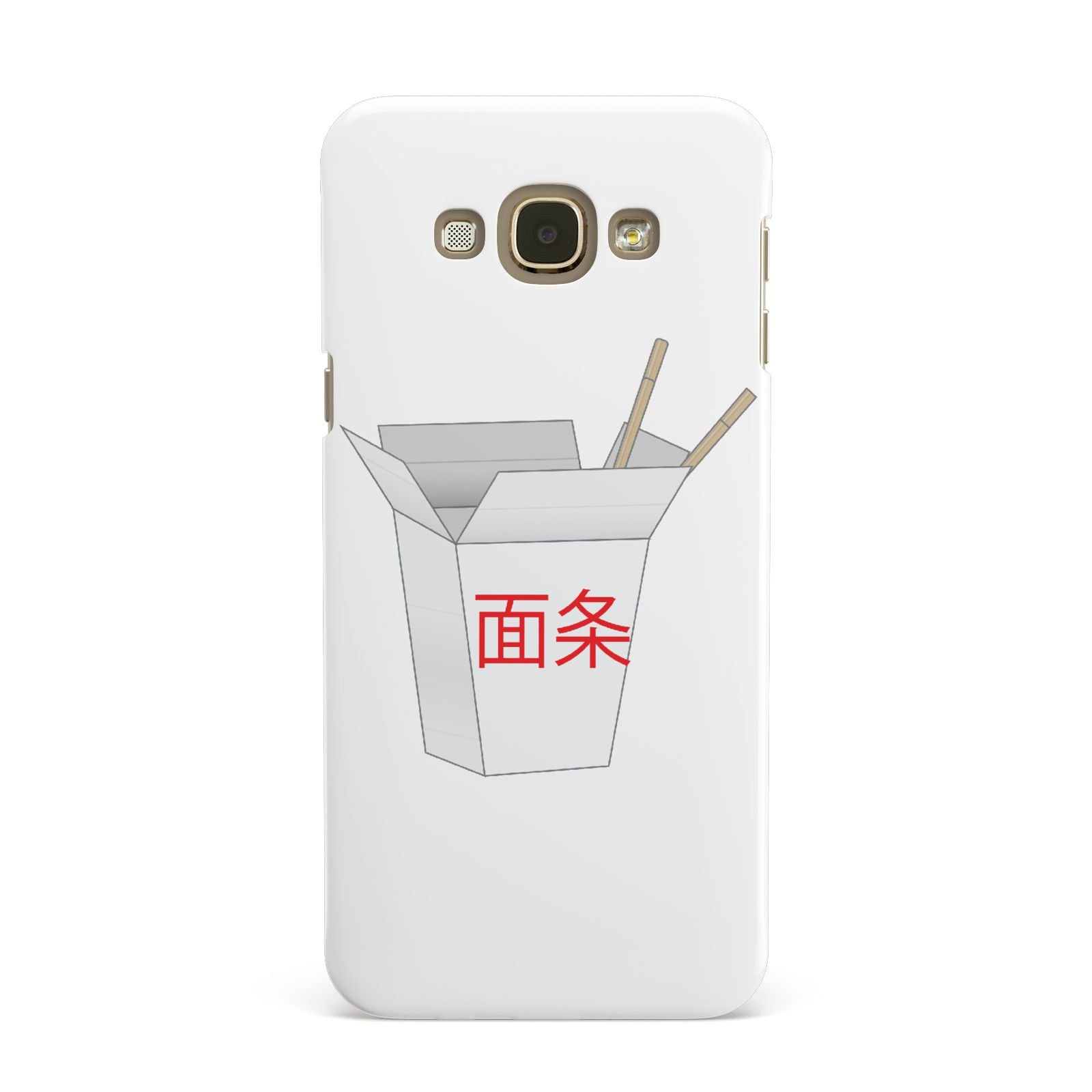 Chinese Takeaway Box Samsung Galaxy A8 Case