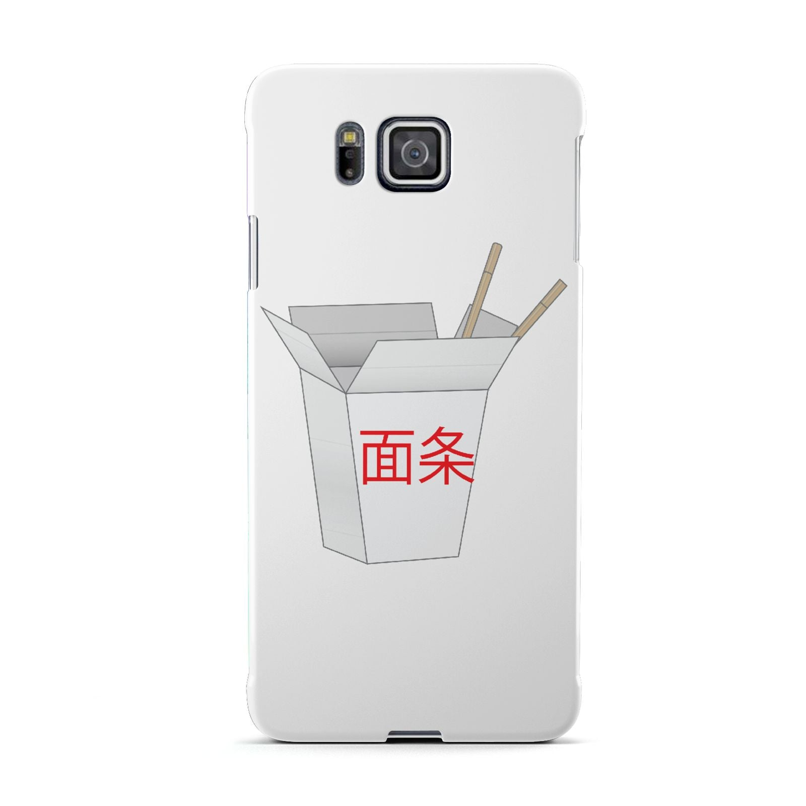 Chinese Takeaway Box Samsung Galaxy Alpha Case